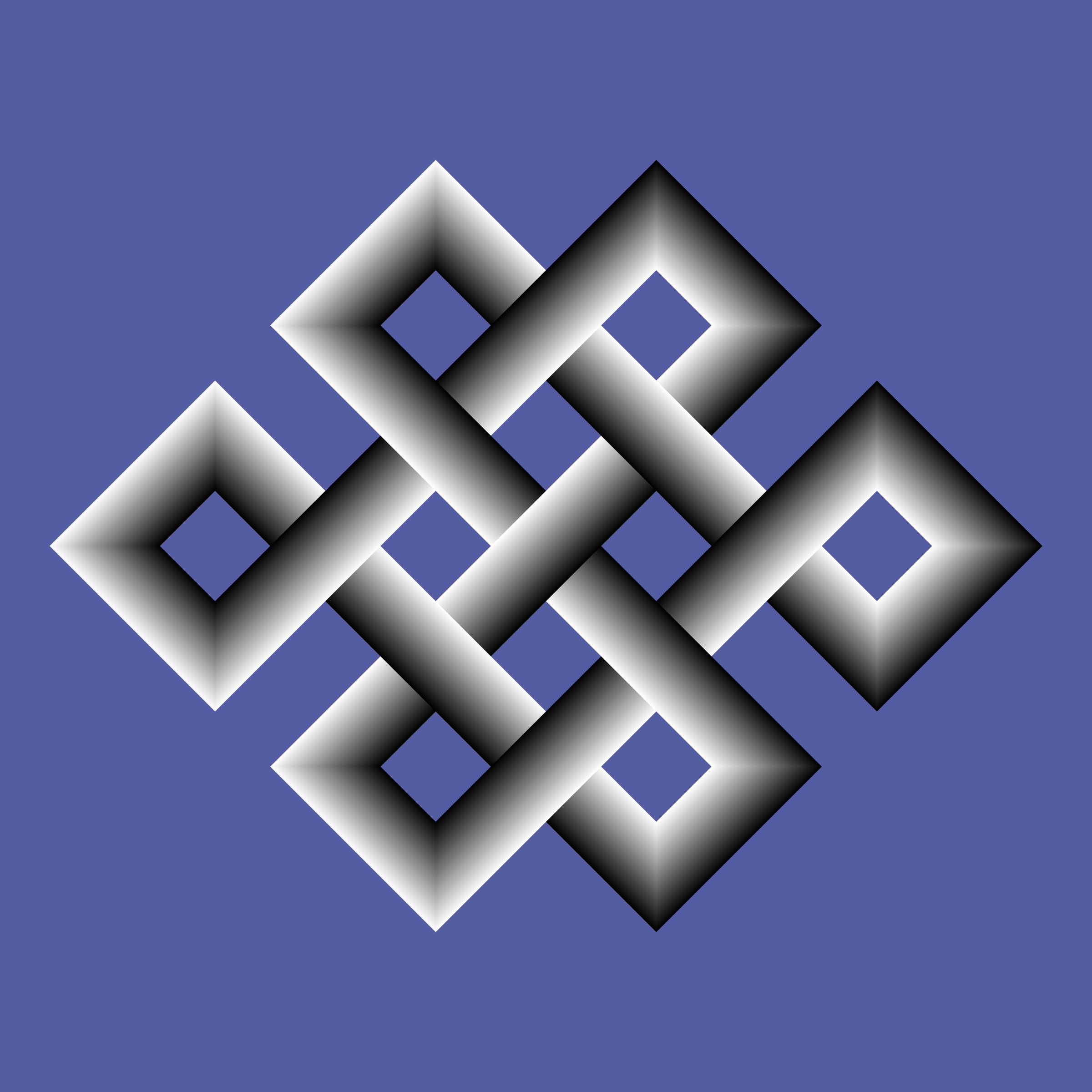endless knot by Lazur URH