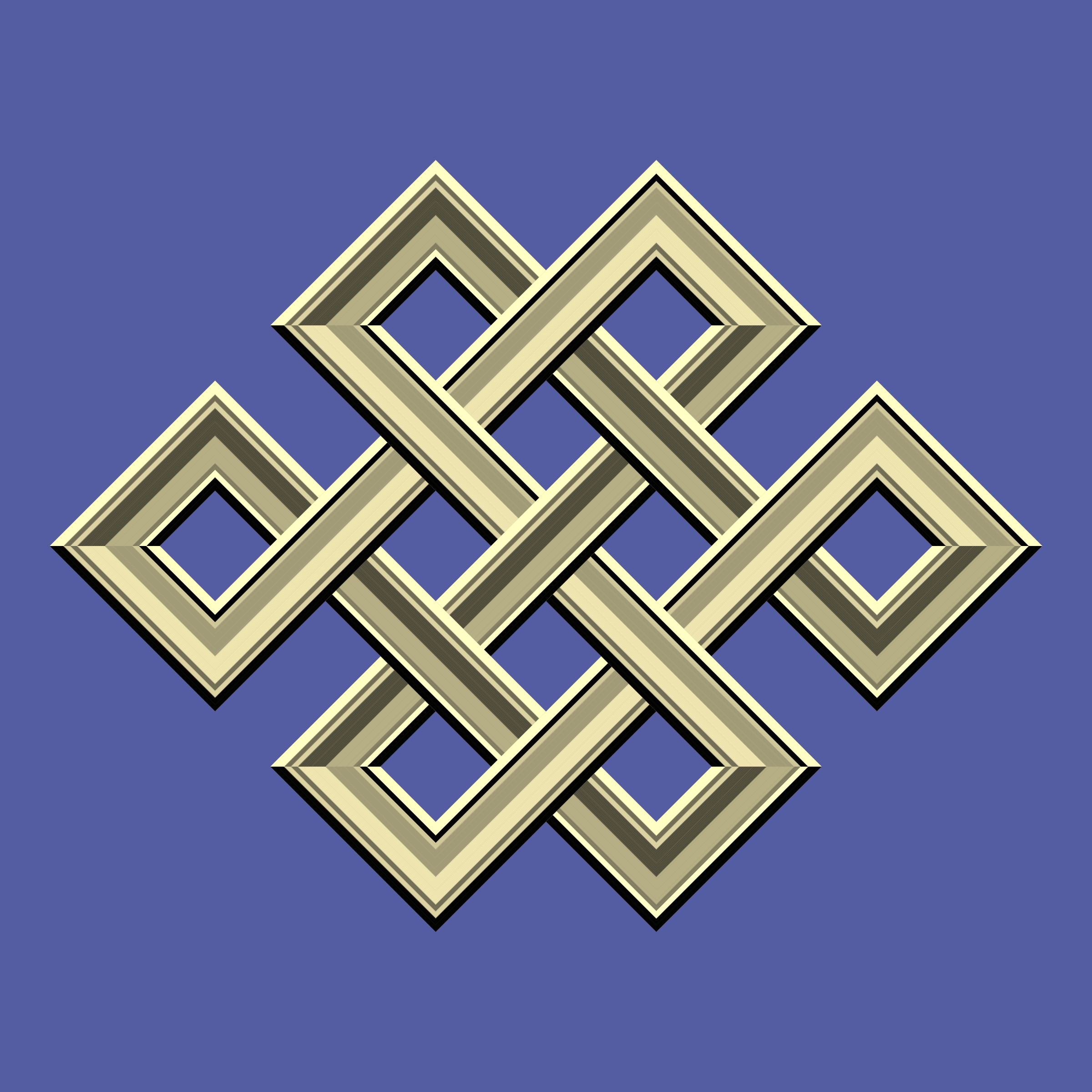 endless knot 3 by Lazur URH