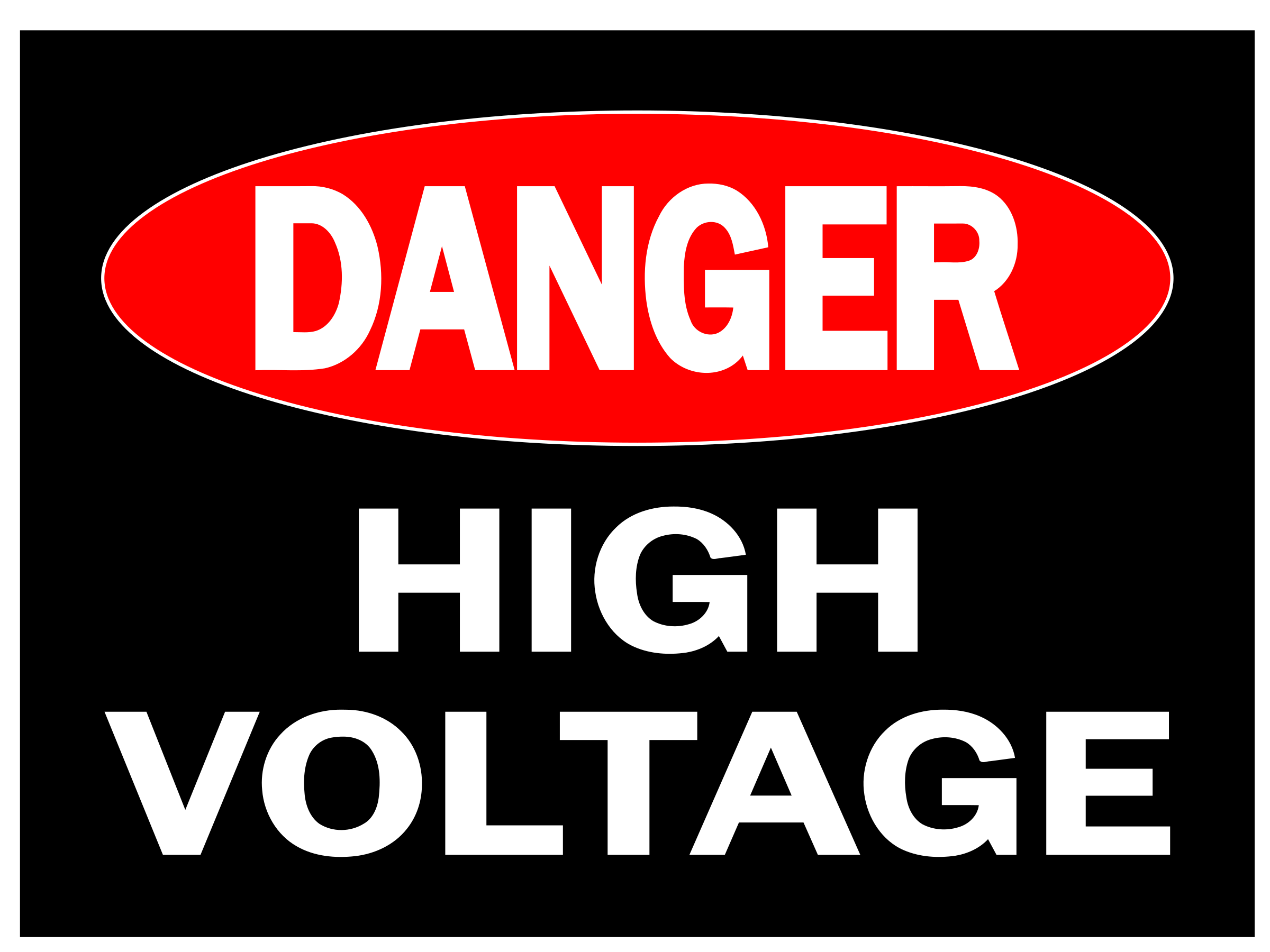 Danger - High Voltage by jhnri4