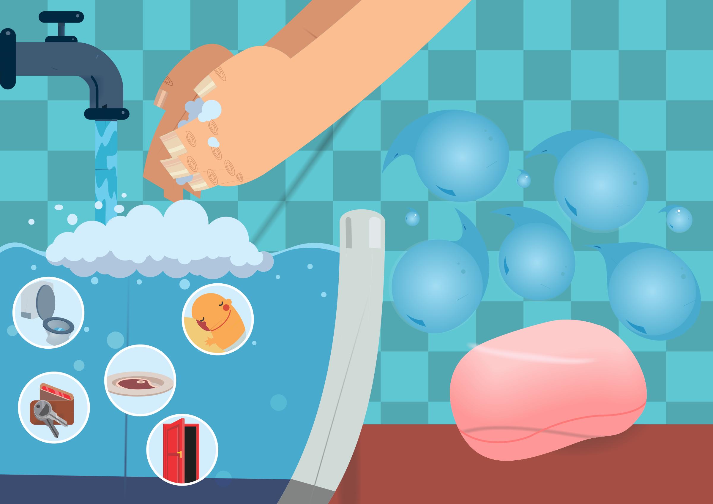 Lavabo de manos ideas de disenos for Lavabo de manos
