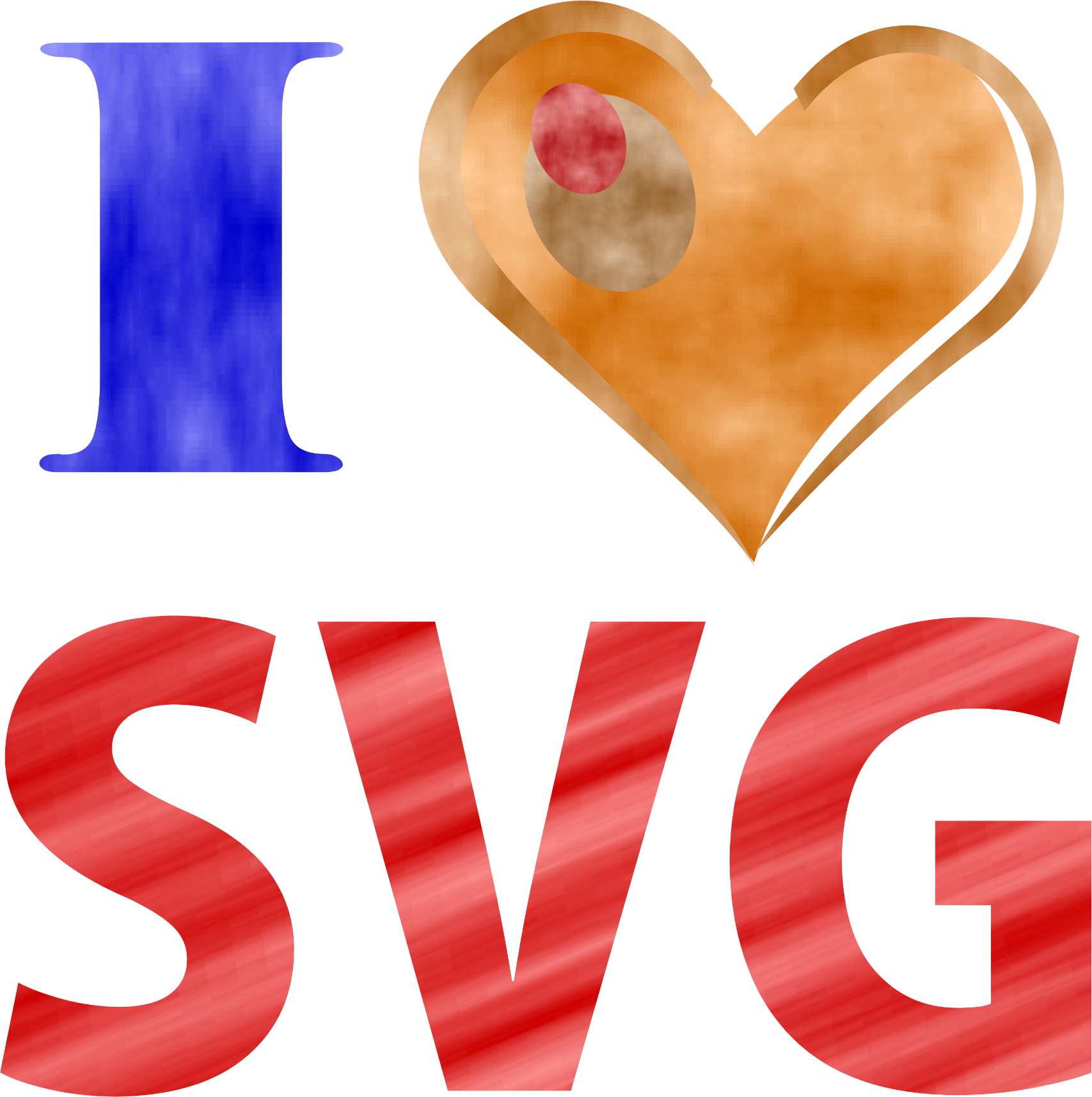 I Love SVG by AdamStanislav