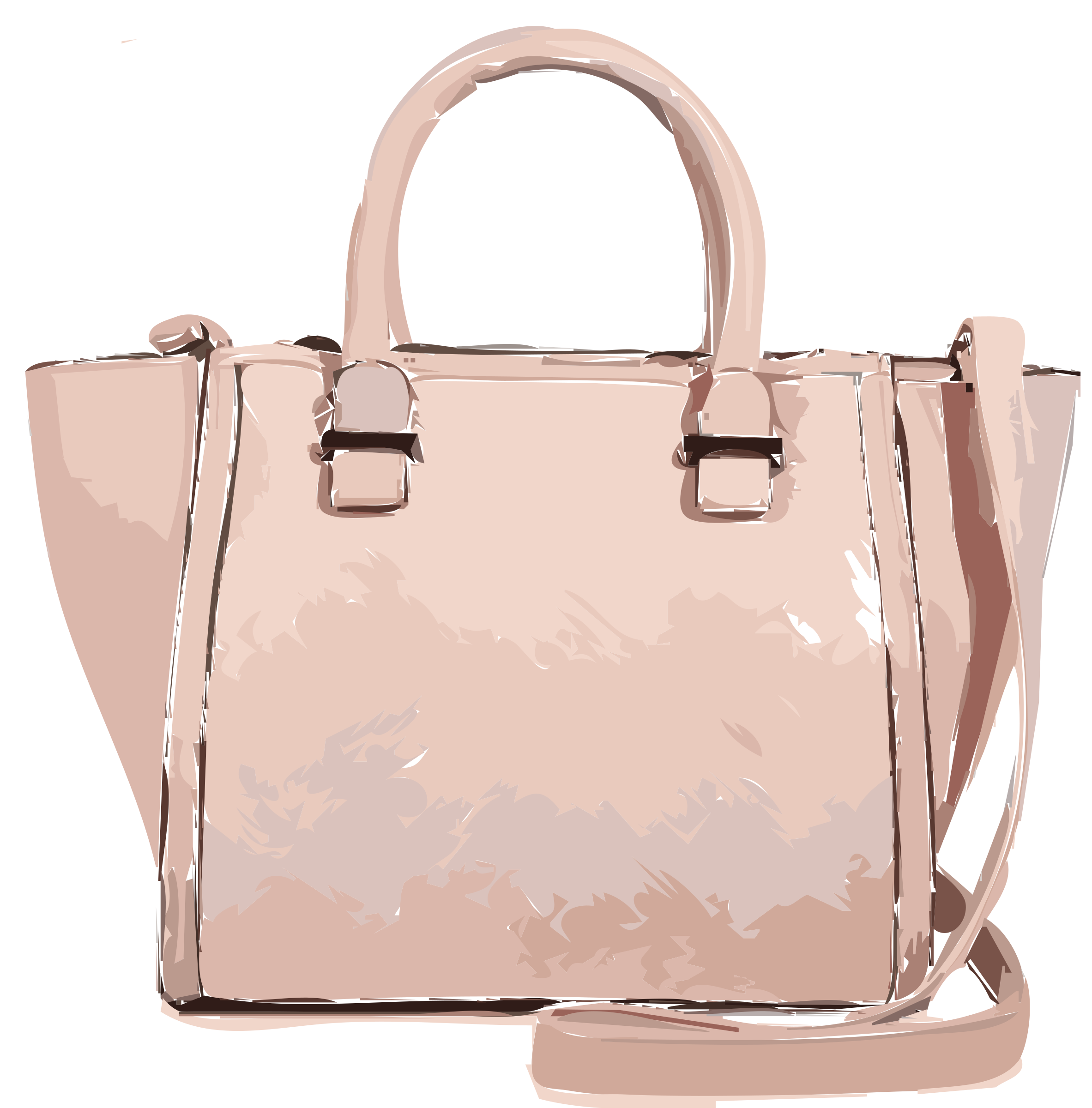 Light Pink Bag NO LOGO by rejon