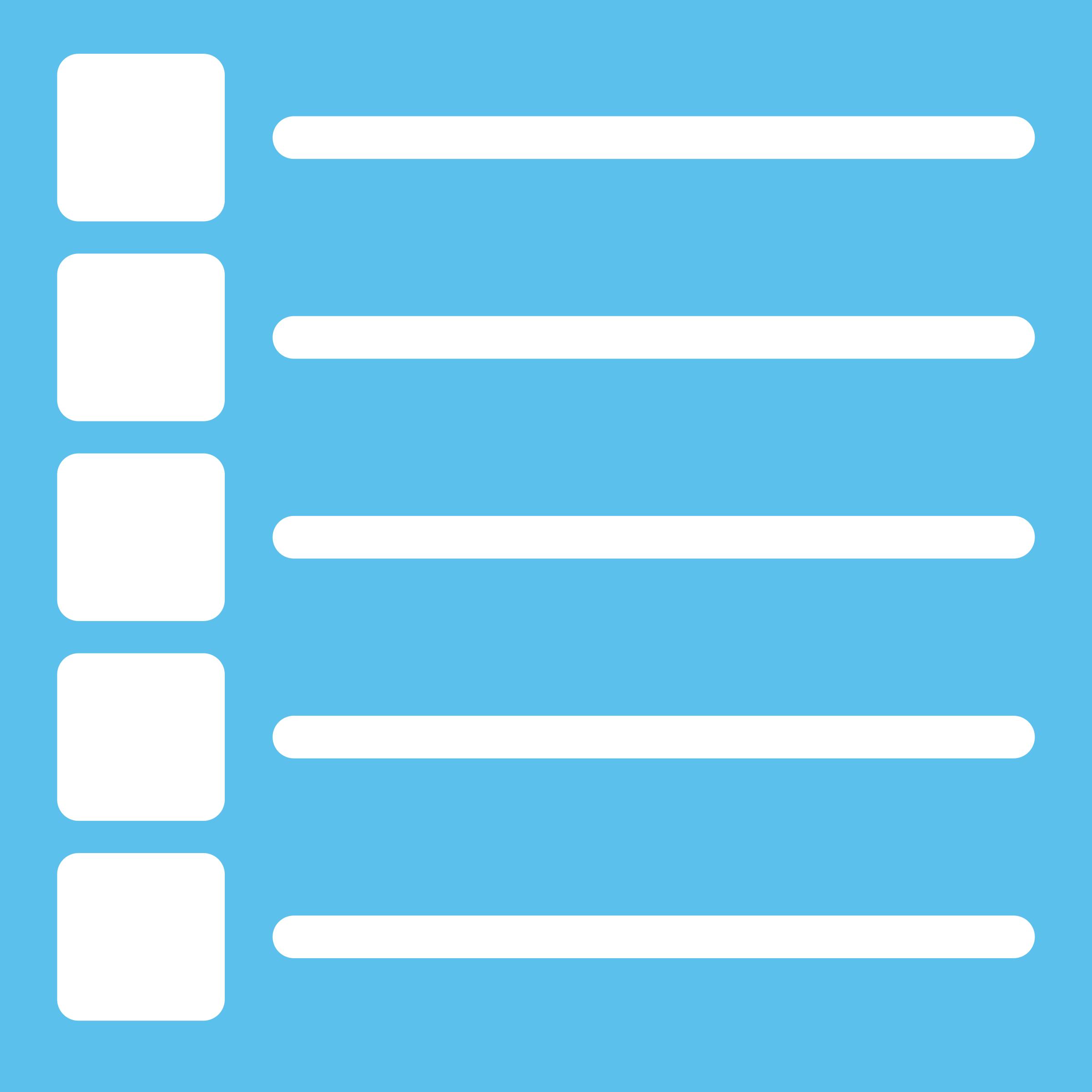 clipart list icon