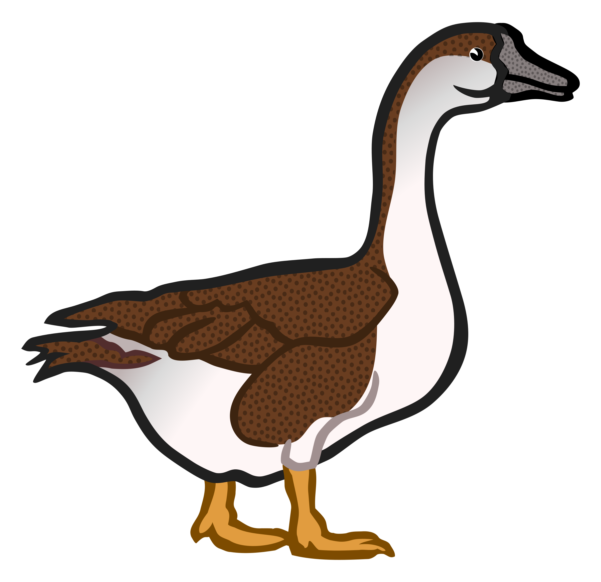 goose2 - coloured by frankes