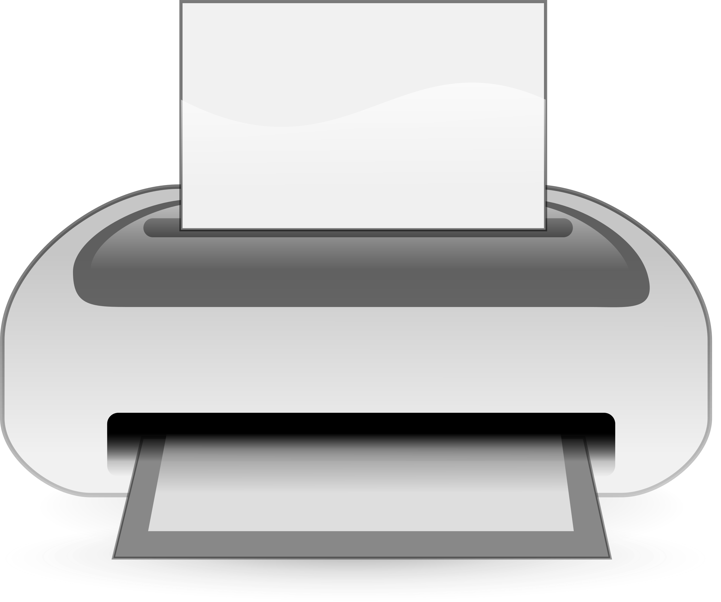Printer Clip Art Clipart - printer