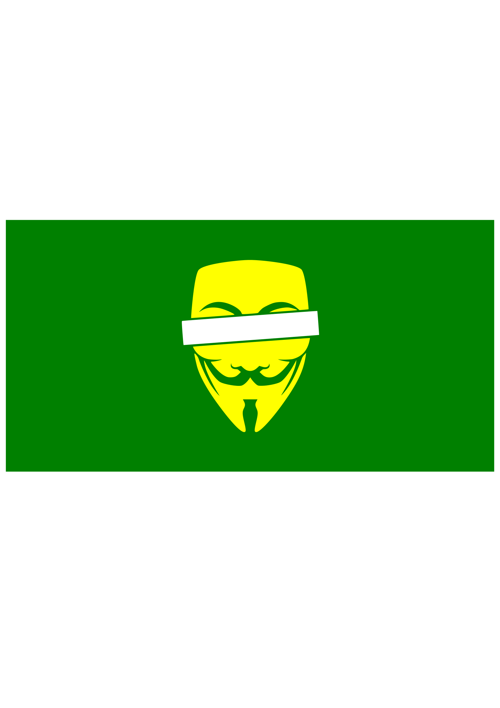 Anonymous Censored Brasil 02 by Karolus_BR