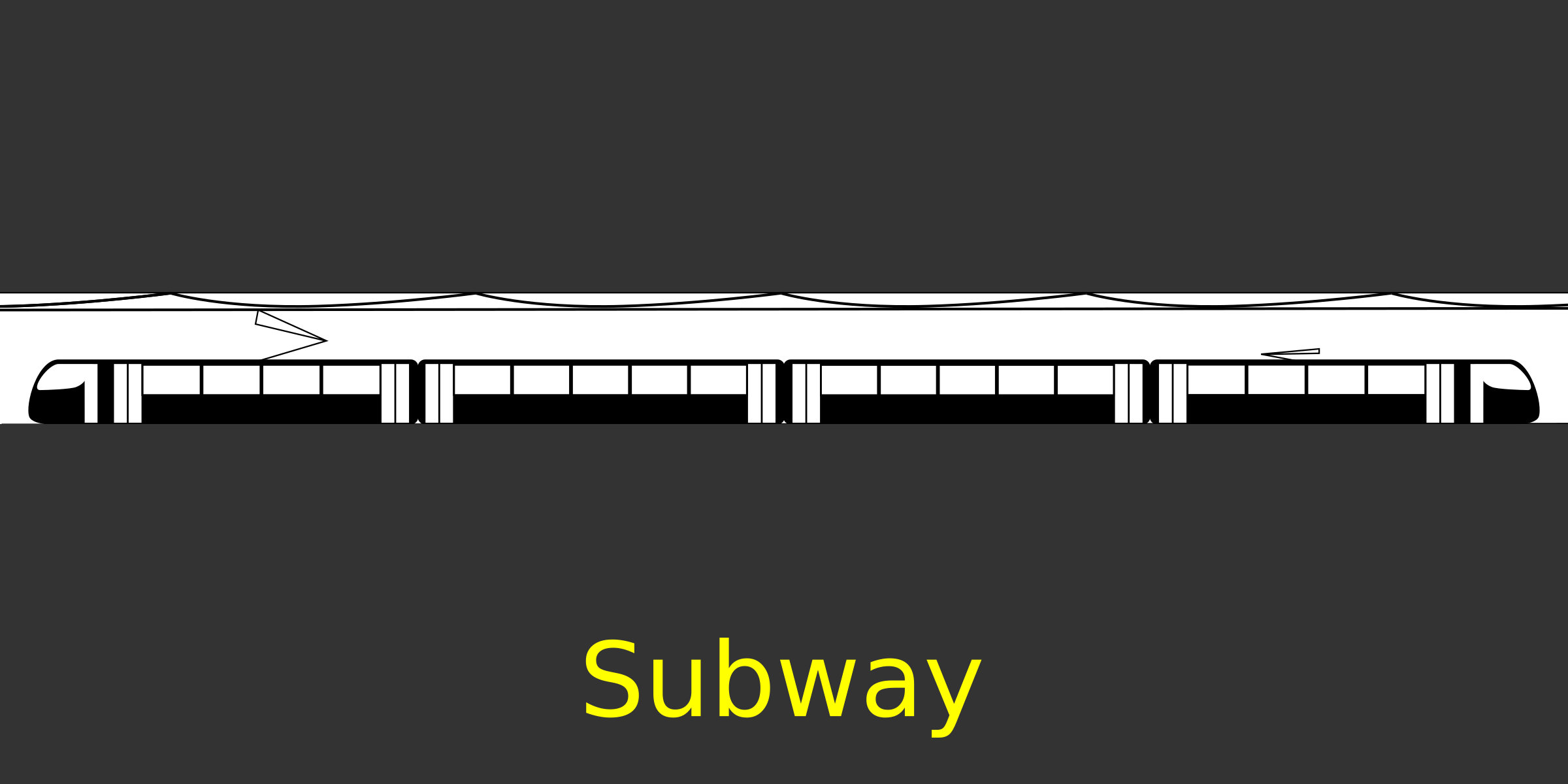 Subway 0.1 by sincrosergio