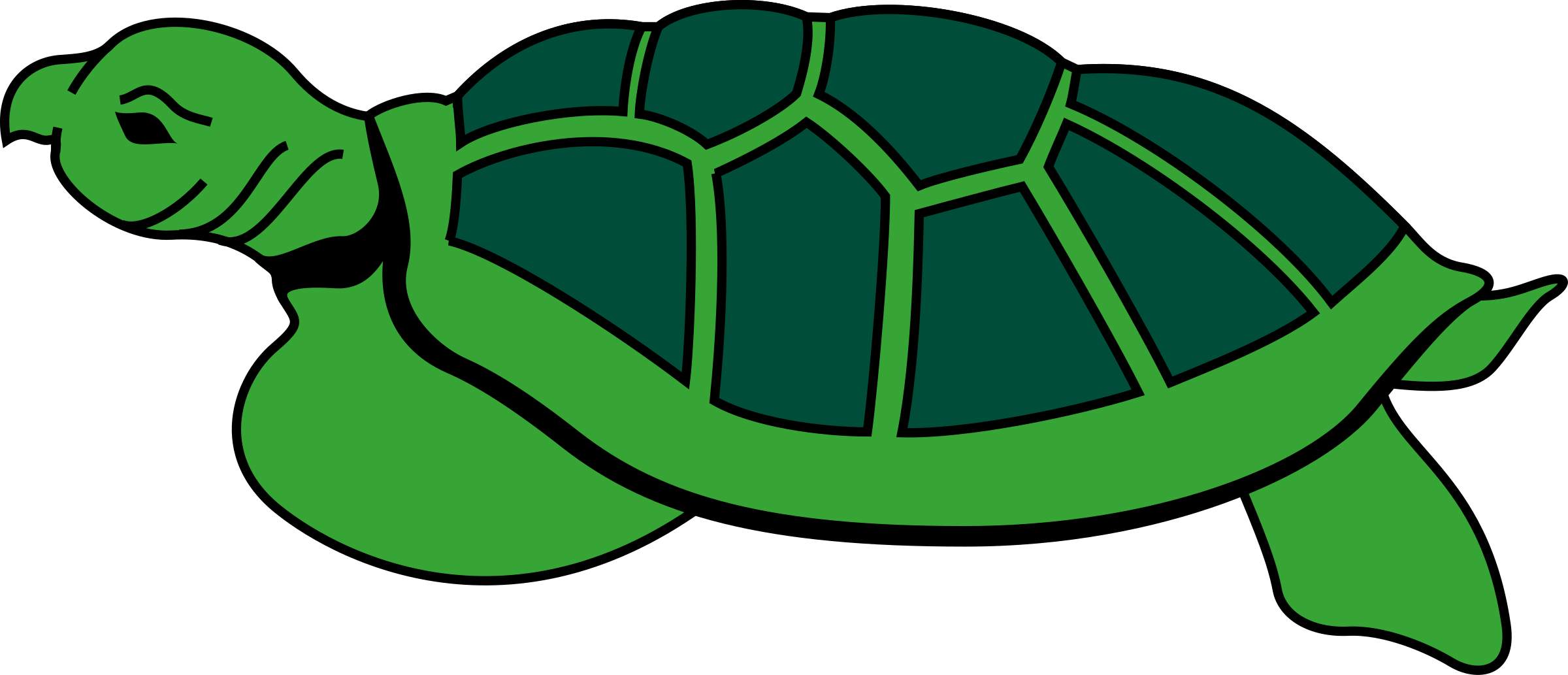 Turtle 2 by Firkin