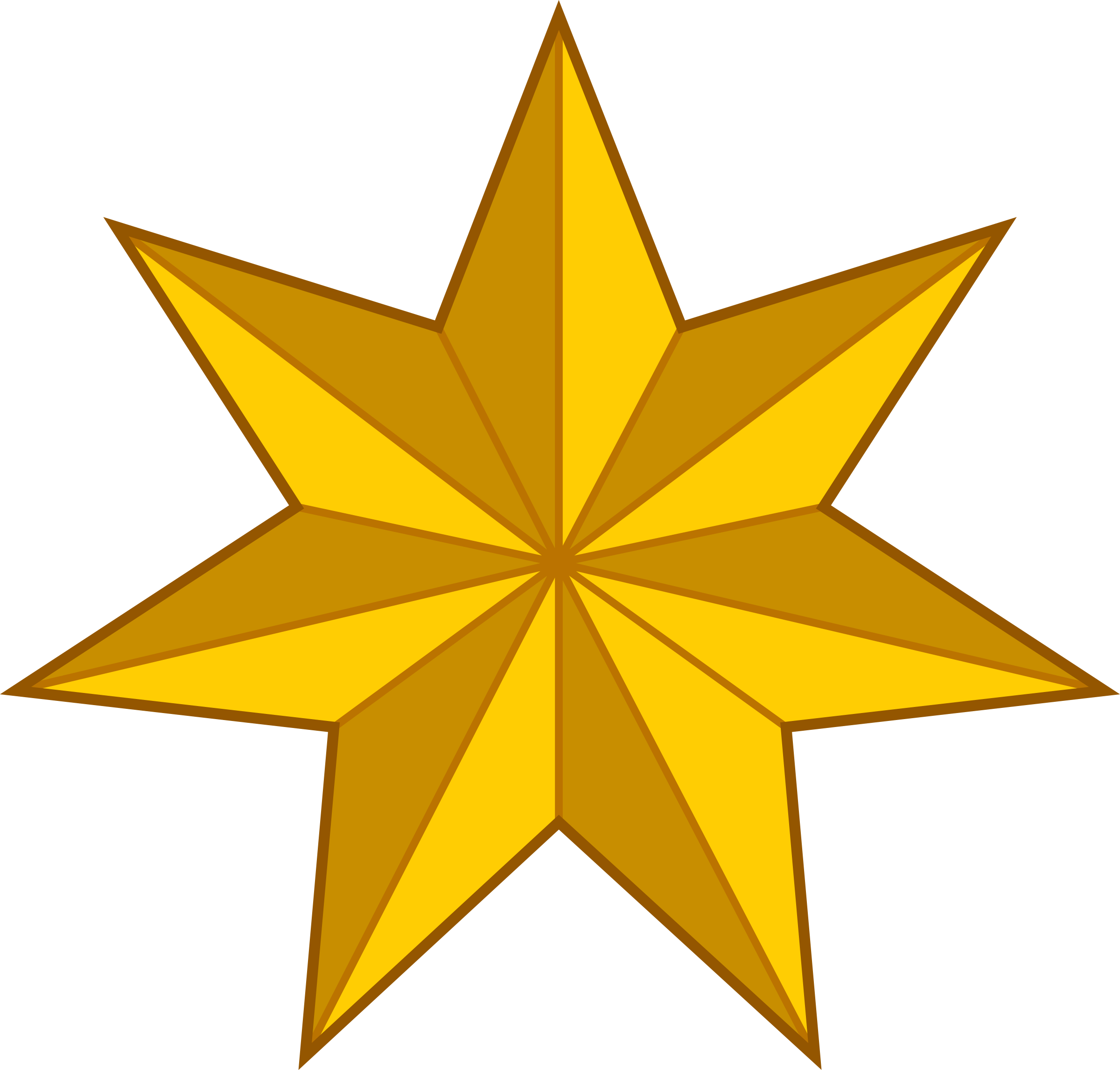 Commonwealth star by Firkin