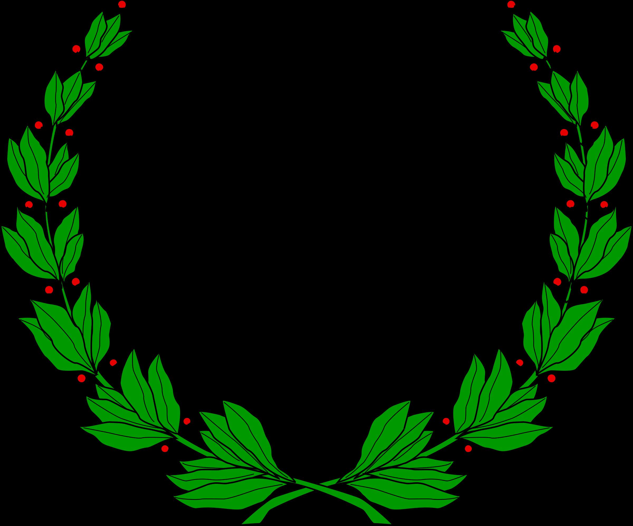 Laurel Wreath 3