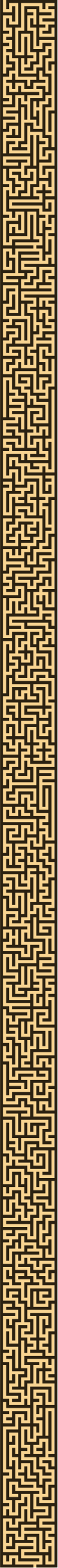The Block Version of the Thin Maze by AdamStanislav