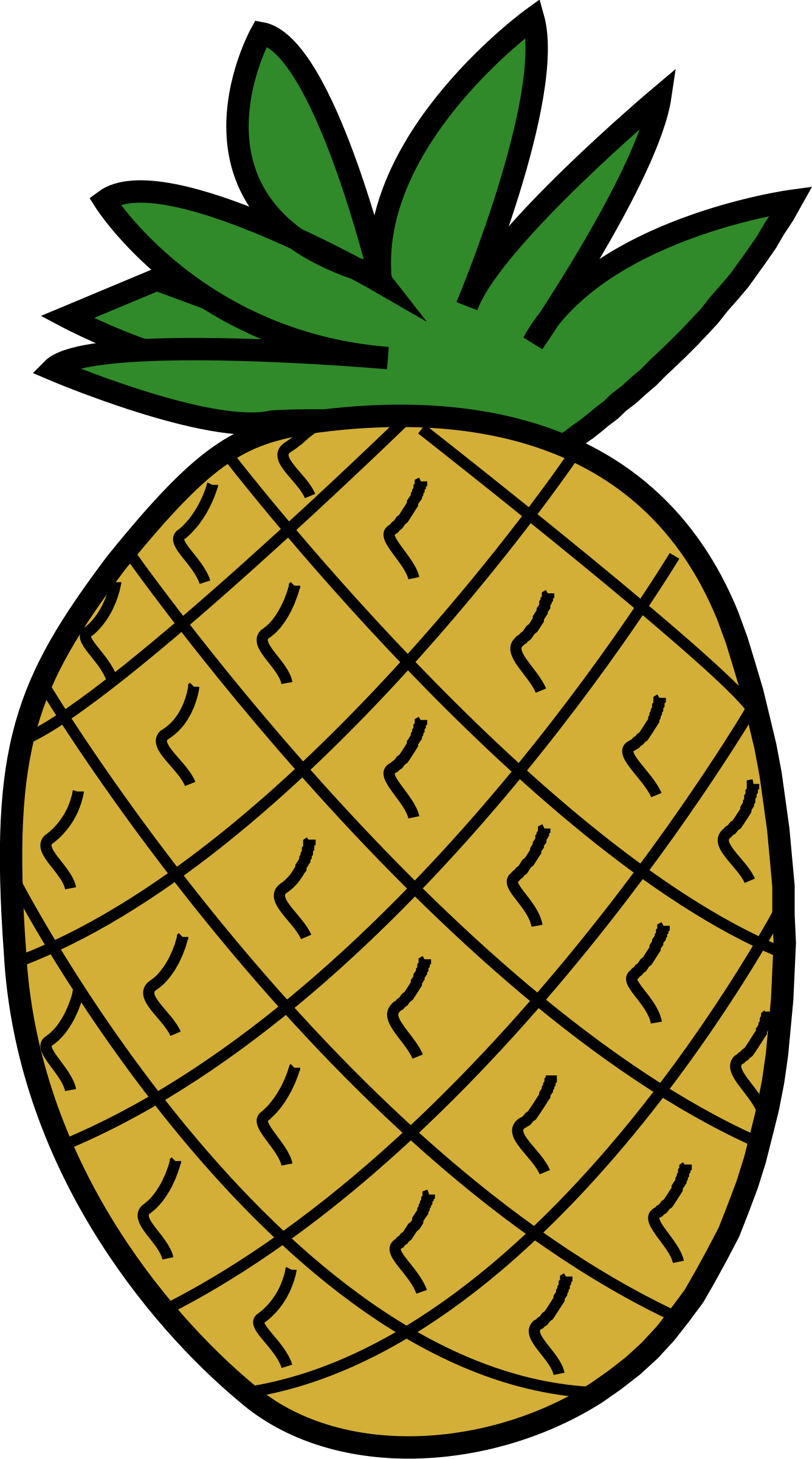 Pineapple 3 by Firkin