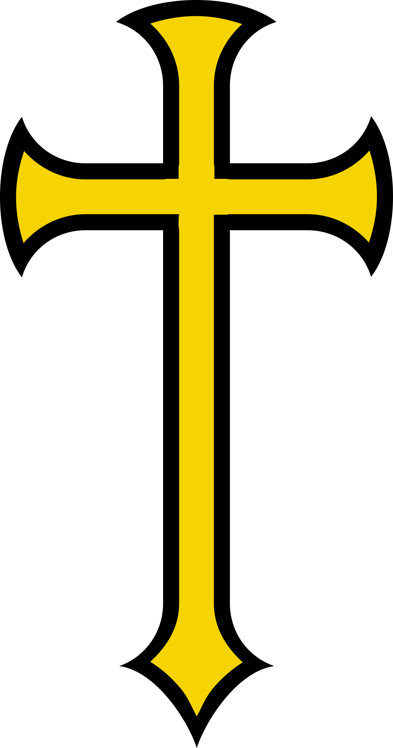 Cross by Firkin