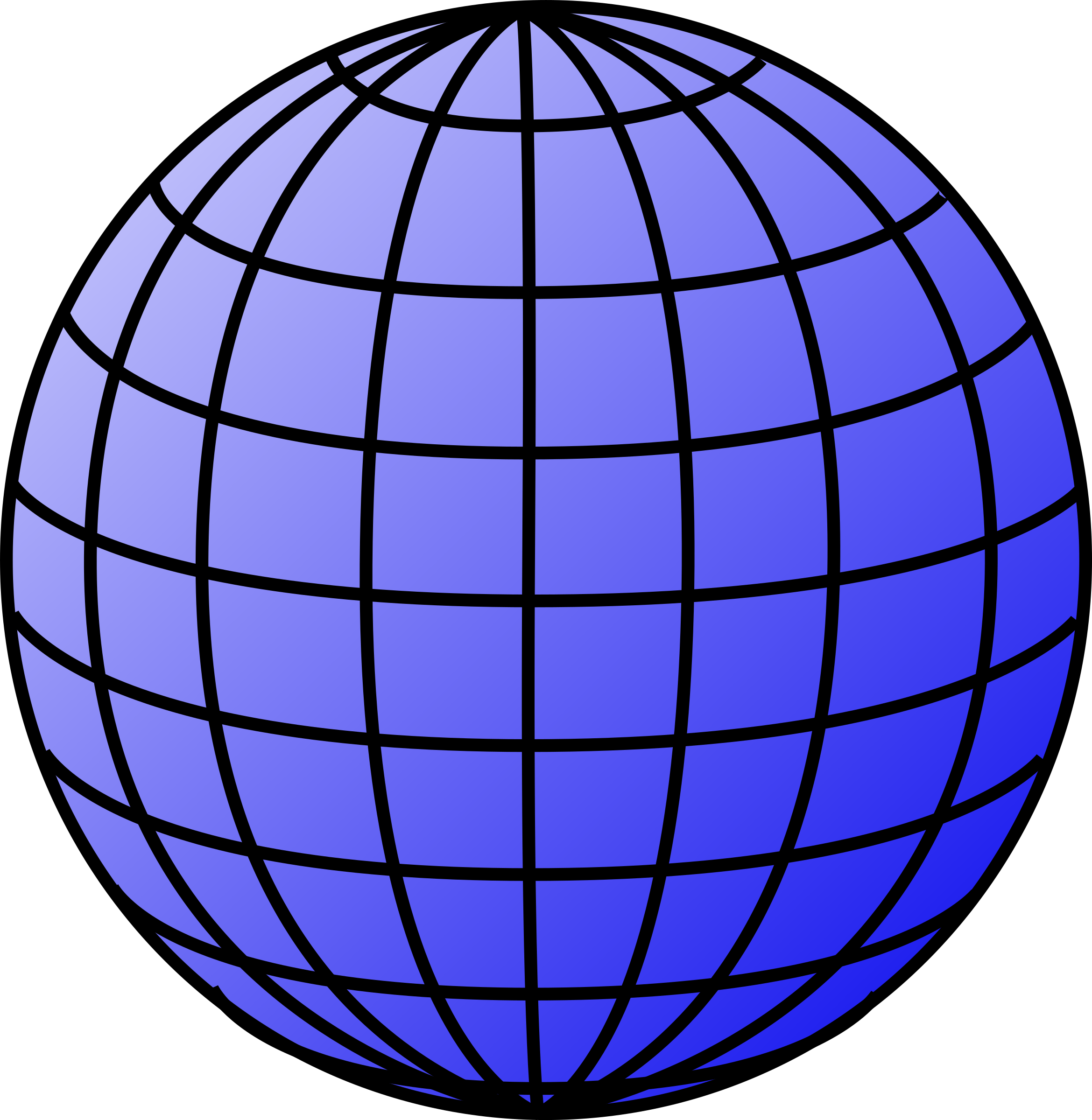Globe 01 by Anonymous