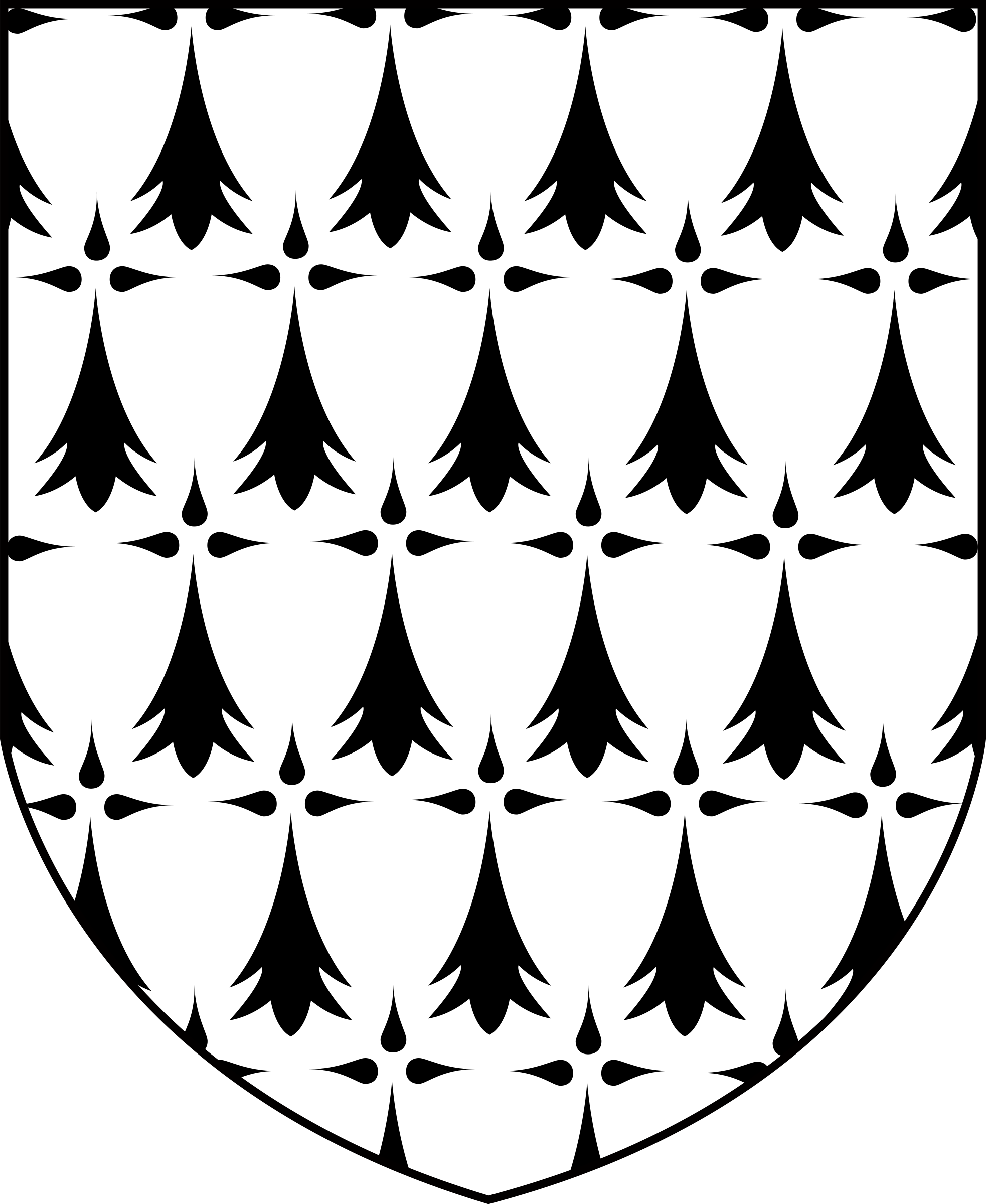 Bretagne - Coat of arms by Anonymous