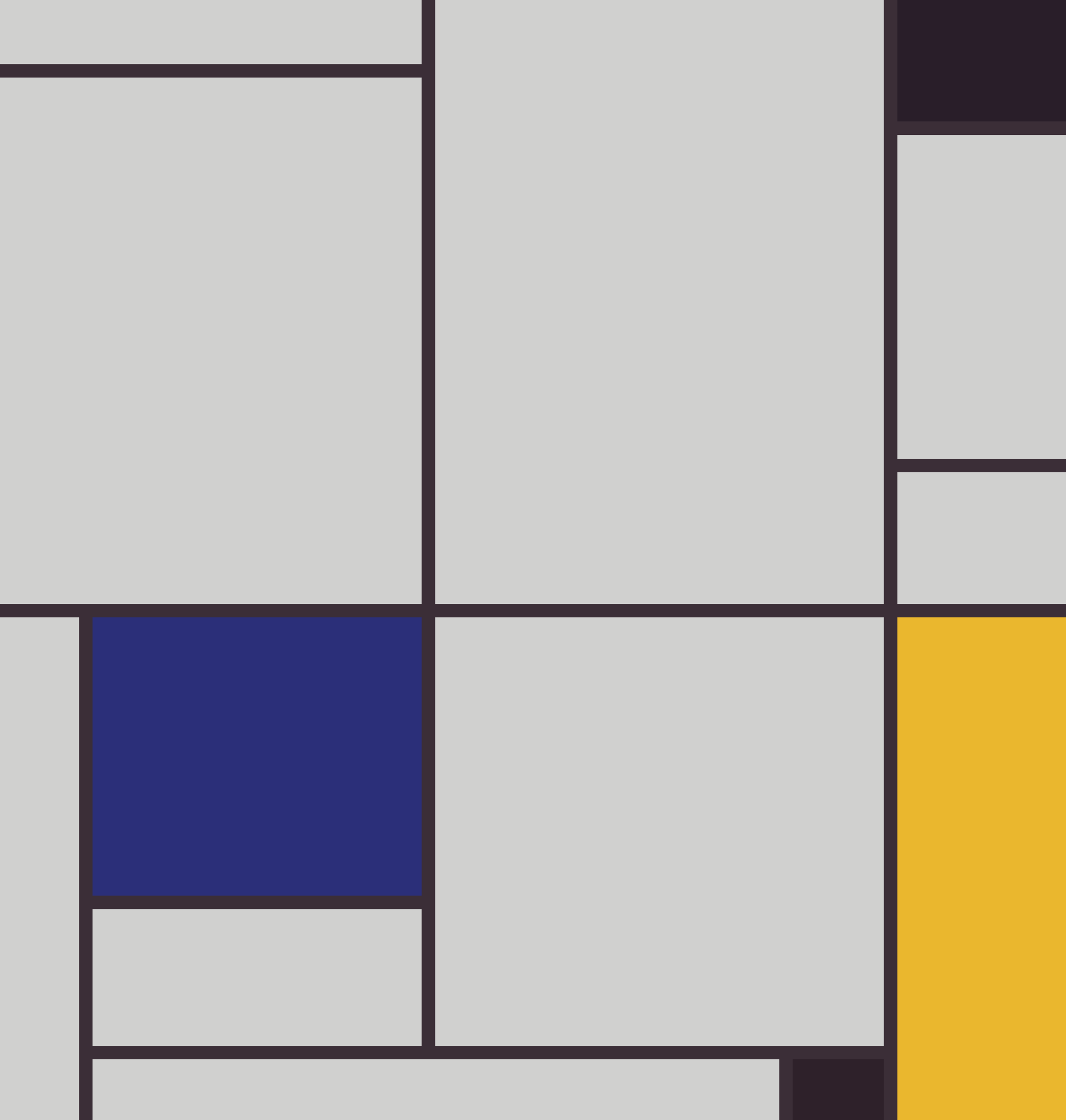 Mondrian style by donchico
