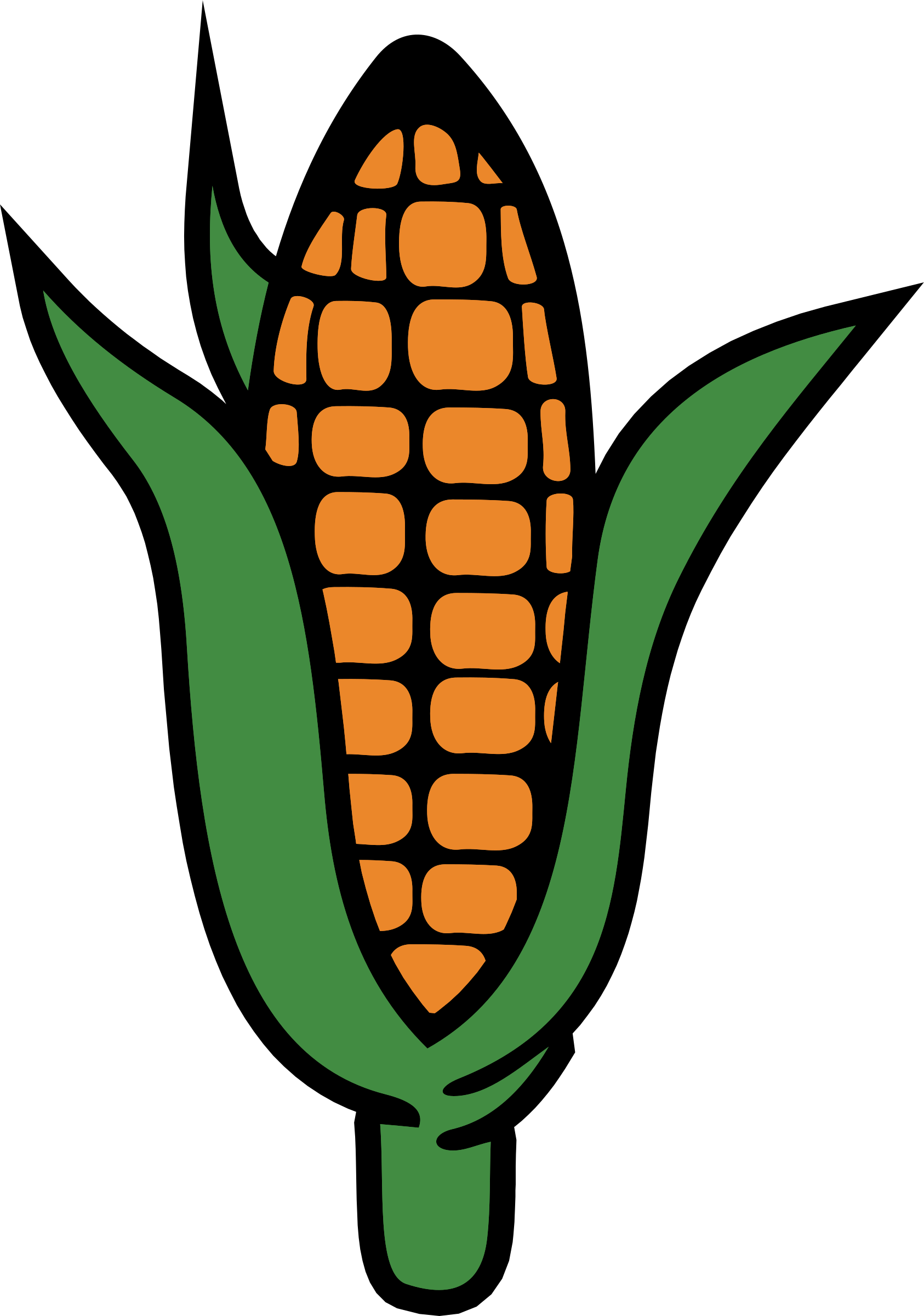 Corn 4 by Firkin