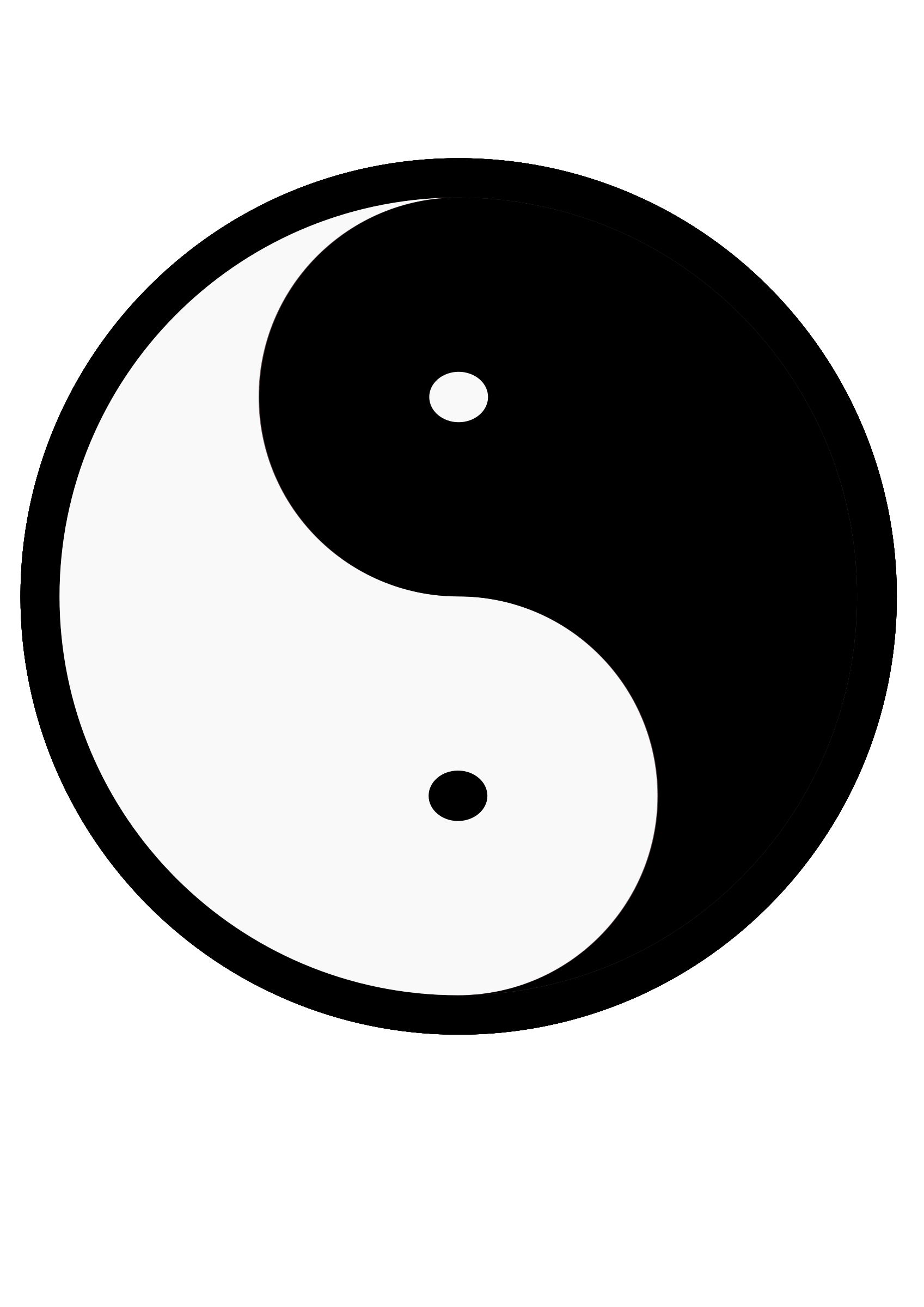 Yin-yang by Miguelvillegas24