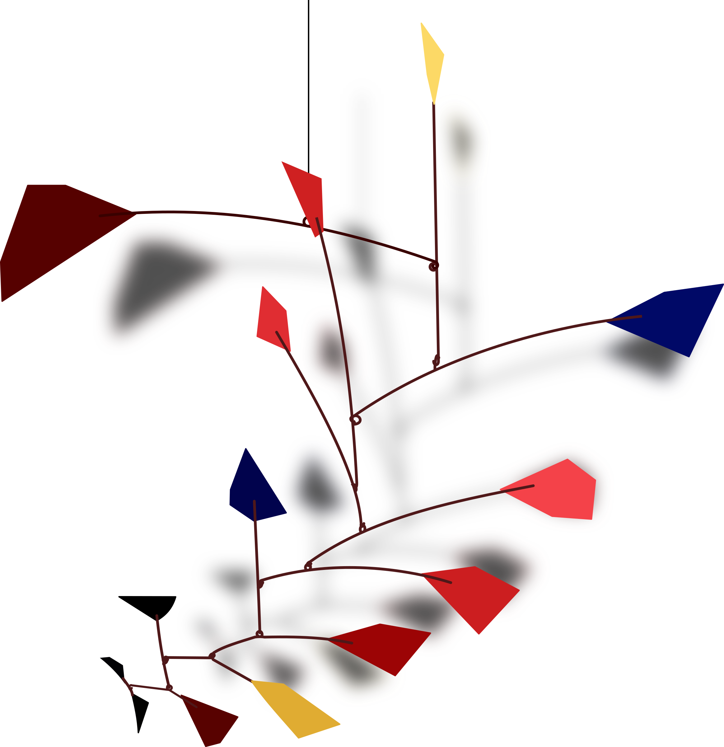 Calder style by donchico