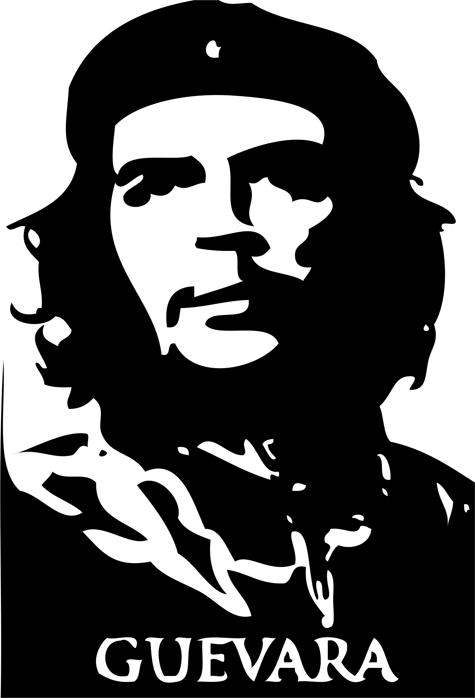 Che Guevara by AAT