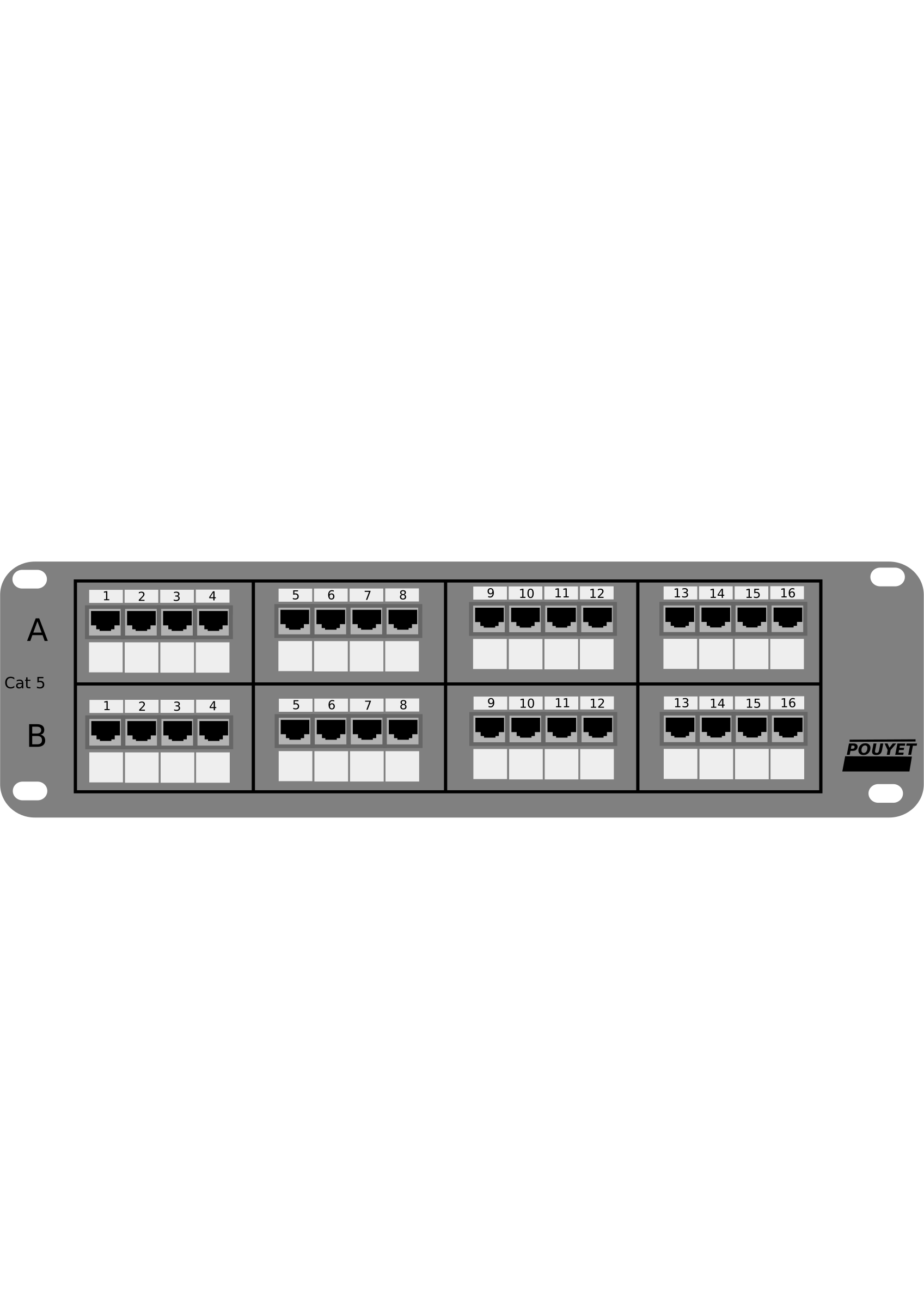 32-Port-patch-panel-switchs by Vexo