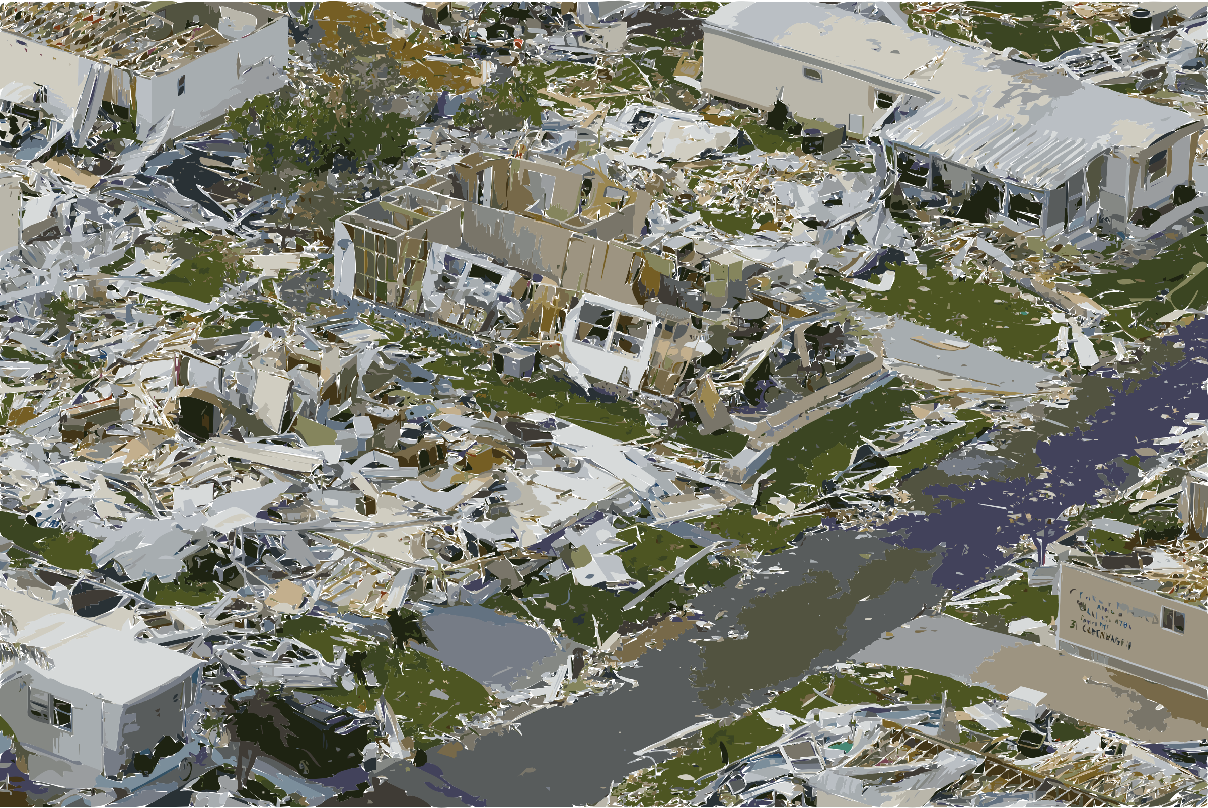 Effects of Hurricane Charley from FEMA Photo Library 7 by 3wdob5+5vzcyh4n9vvo8