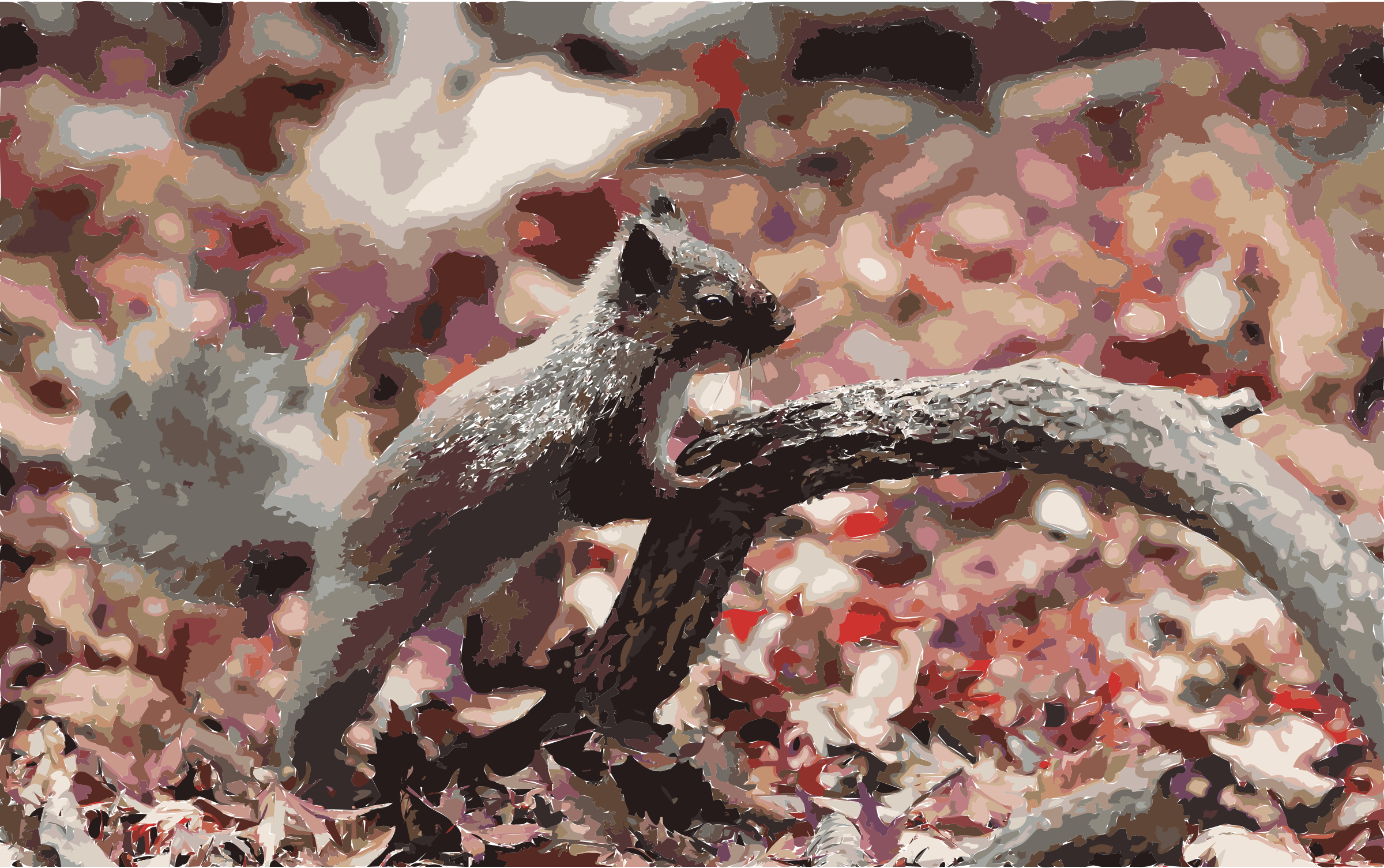 Japanese Squirrel WUXGA by 3we2nn+8w9uc0fun68aw