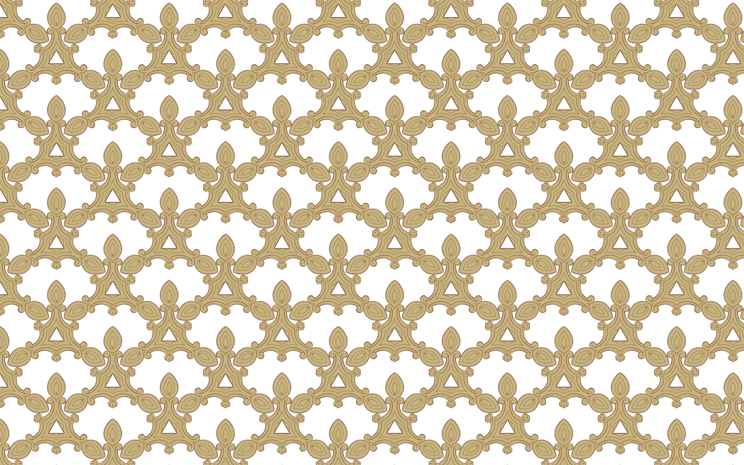 Seamless Ornate Frame 24 Derived Pattern 5 by GDJ