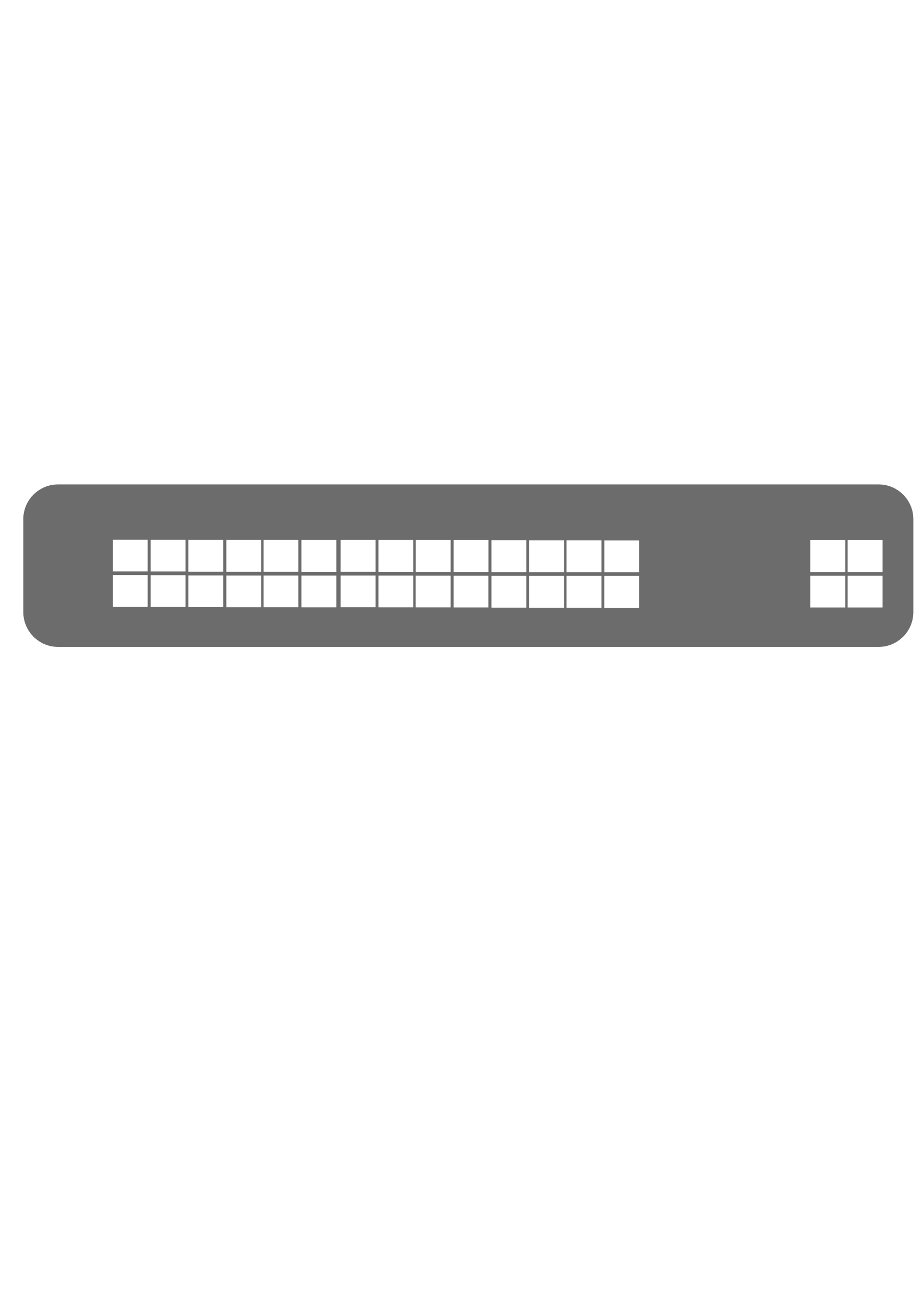 Icon: Network Switch Generic - Grey by mrjeremiahross