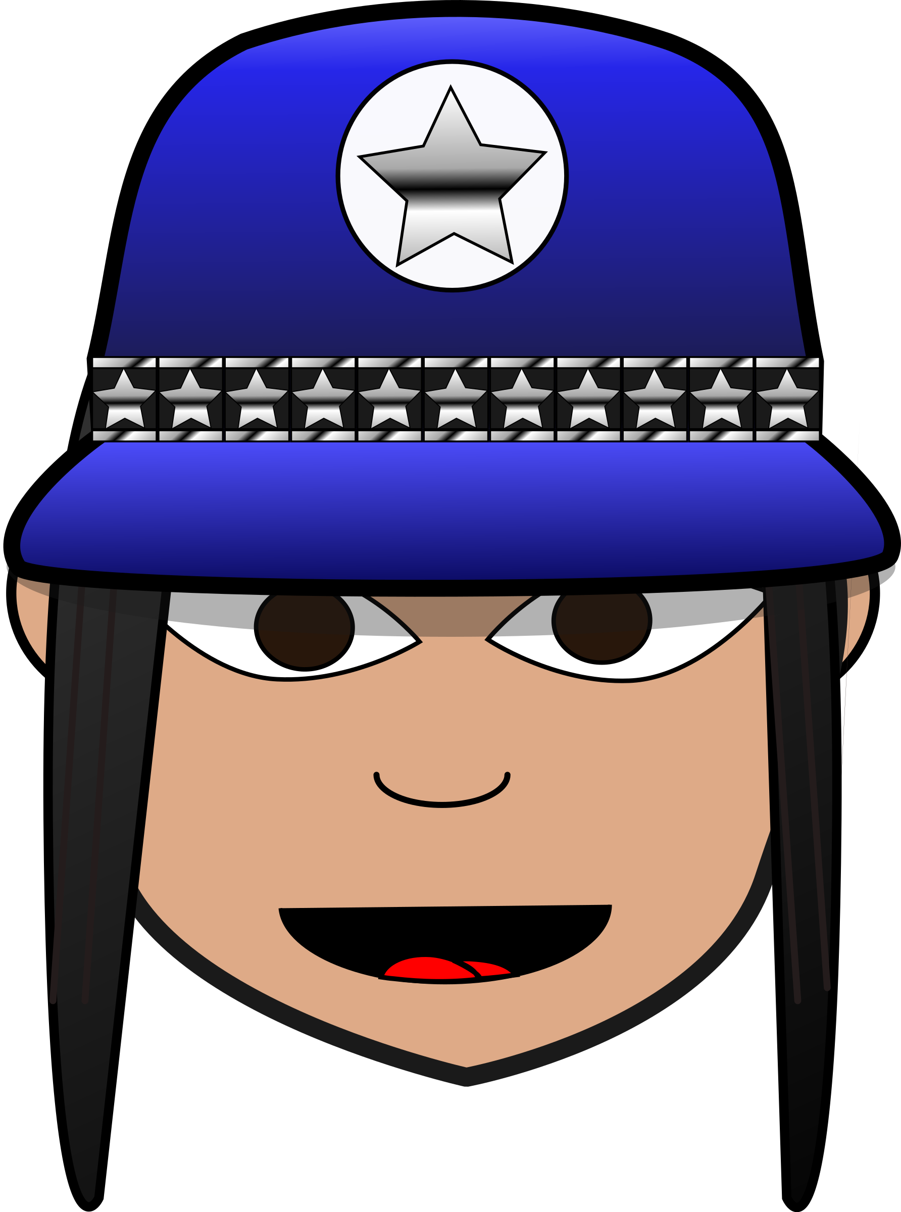 Police Woman 1 by ginkgo