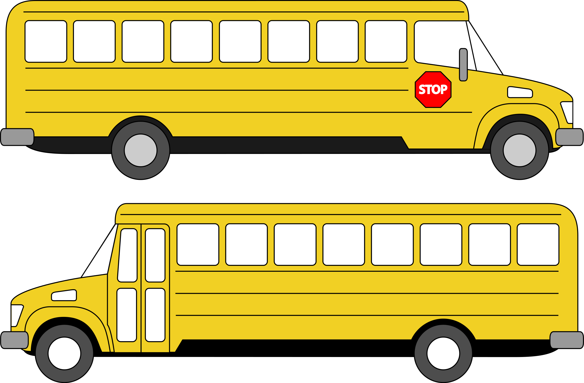 clipart school bus rh openclipart org school bus clip art free images school bus clip art pictures