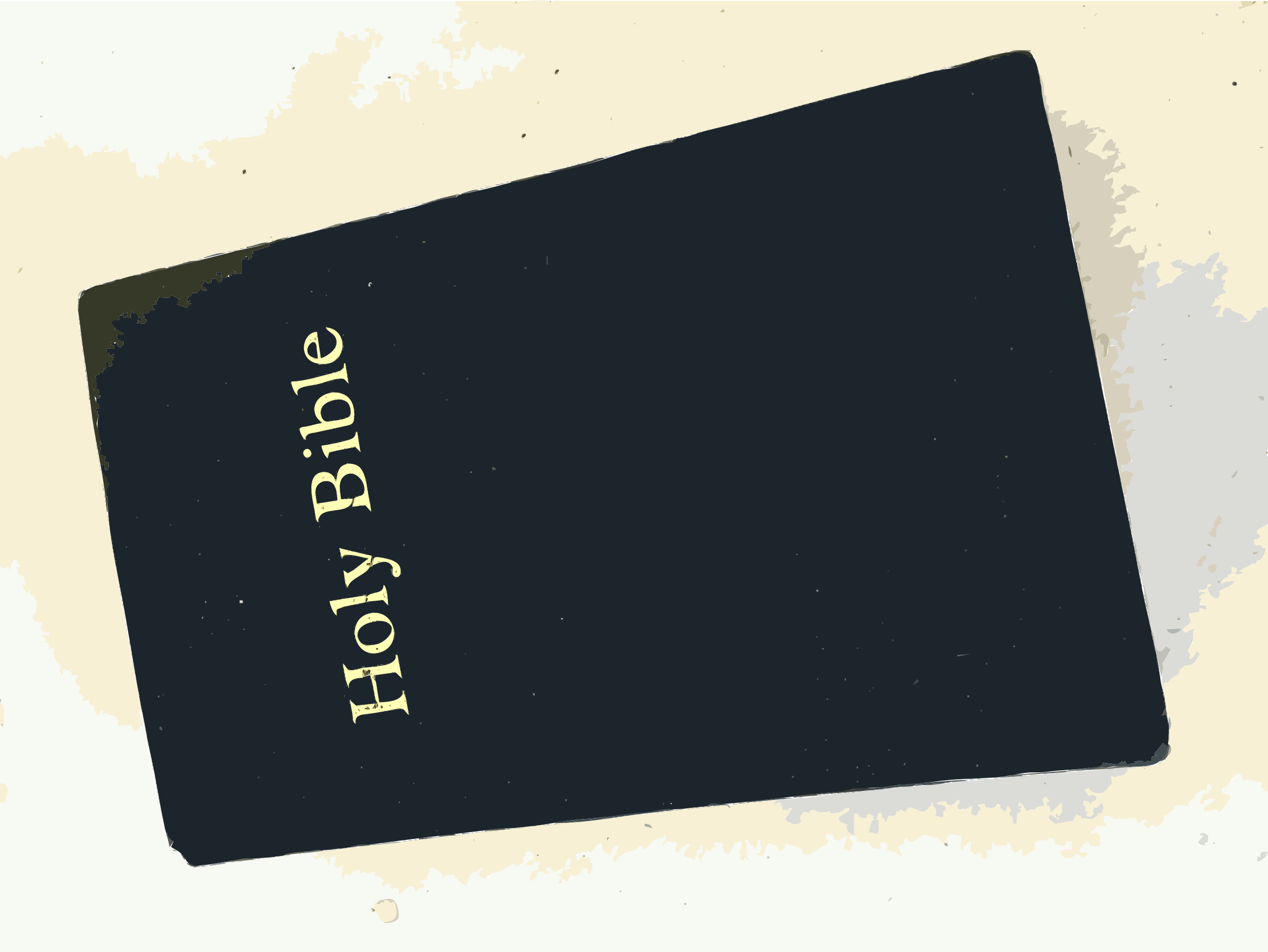 Holy Bible 3D by rejon