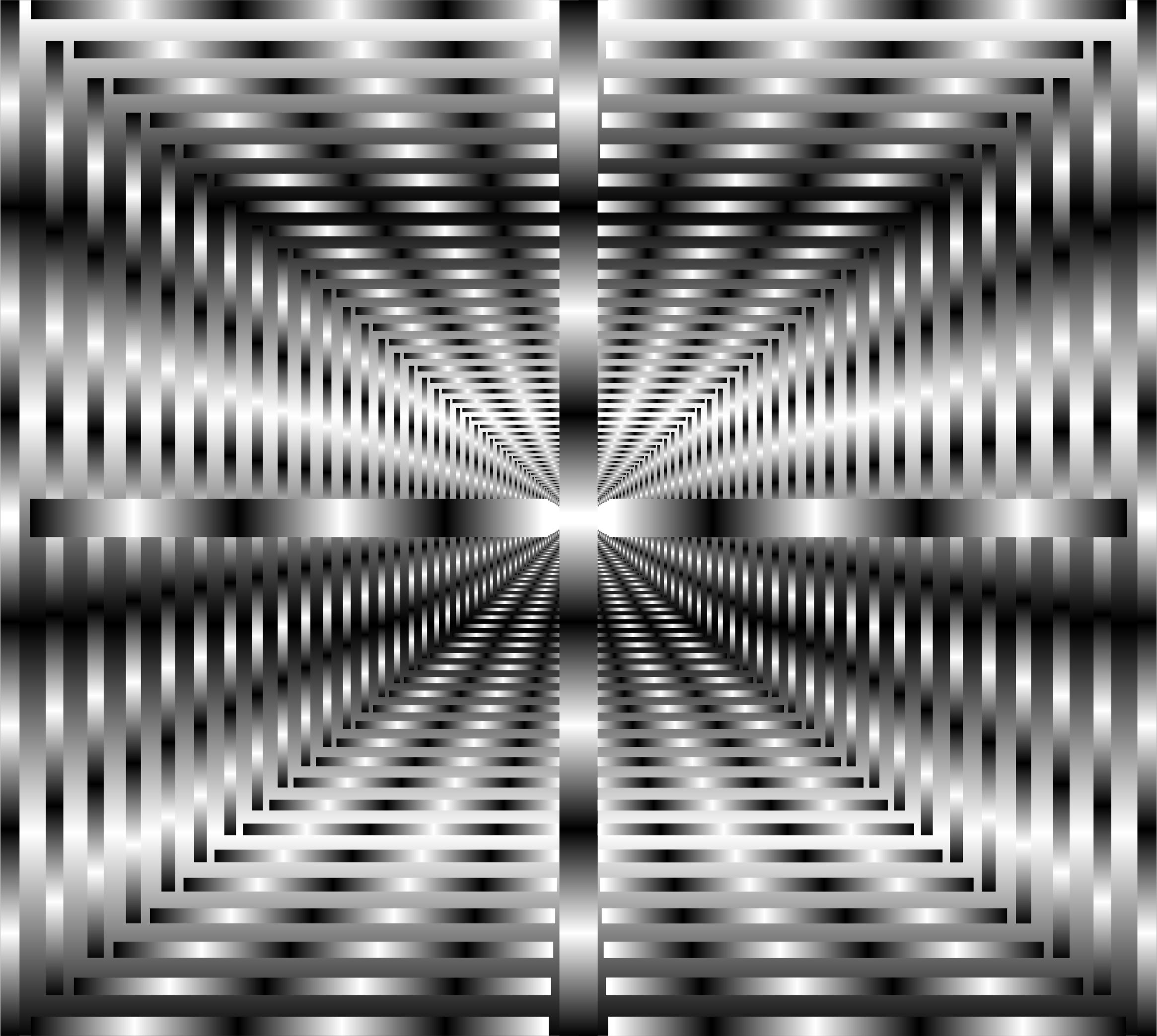 Surreal Tunnel Variation 2 by GDJ