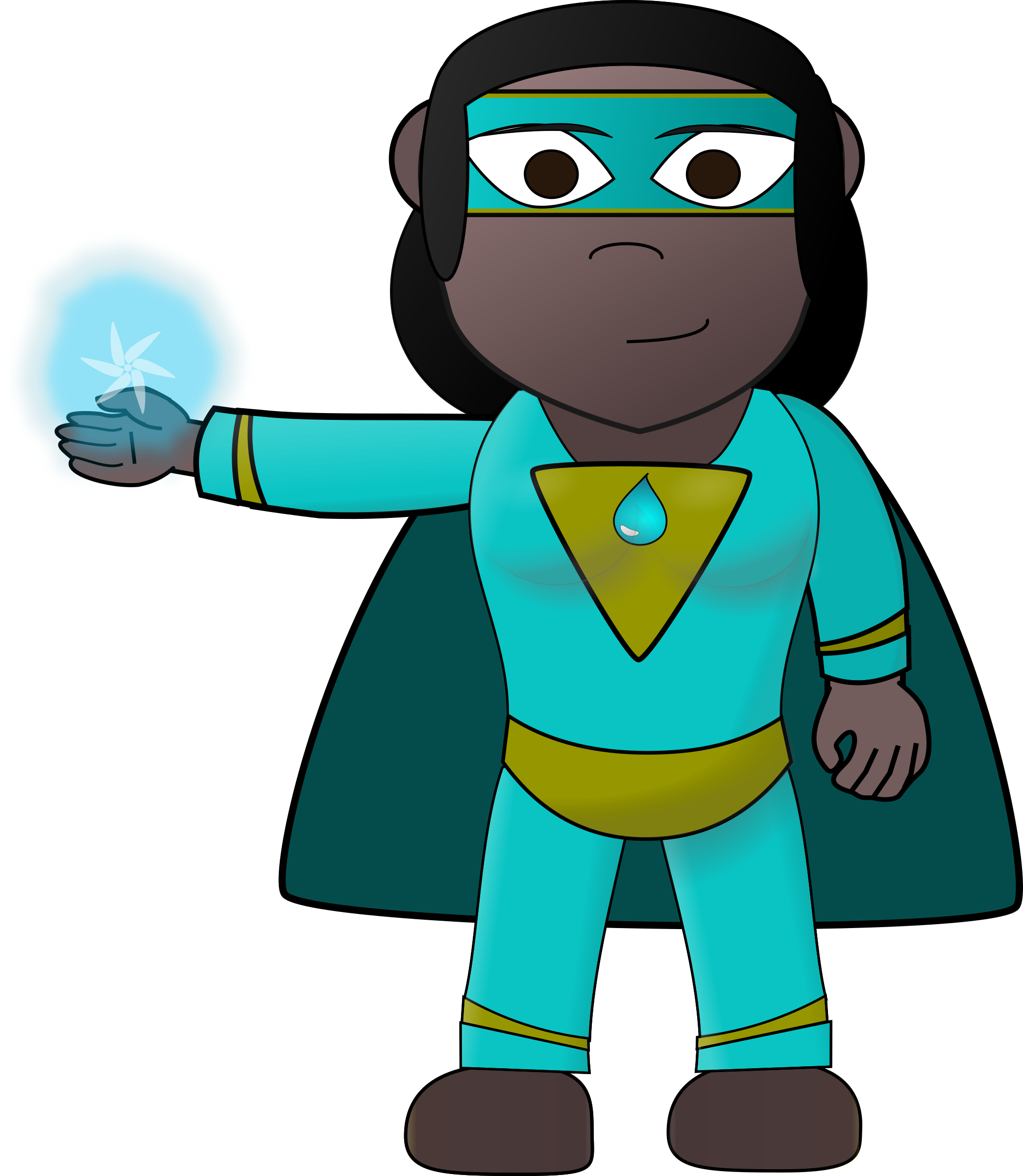superhero clipart free download - photo #25