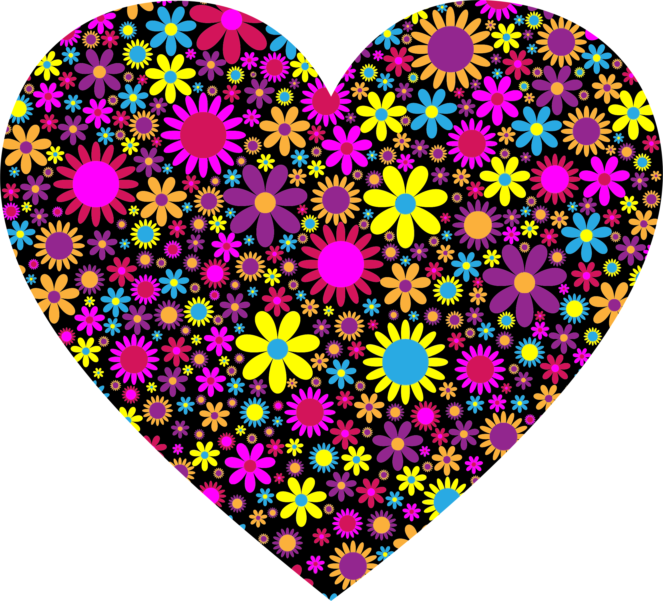 Floral Heart 2 by GDJ