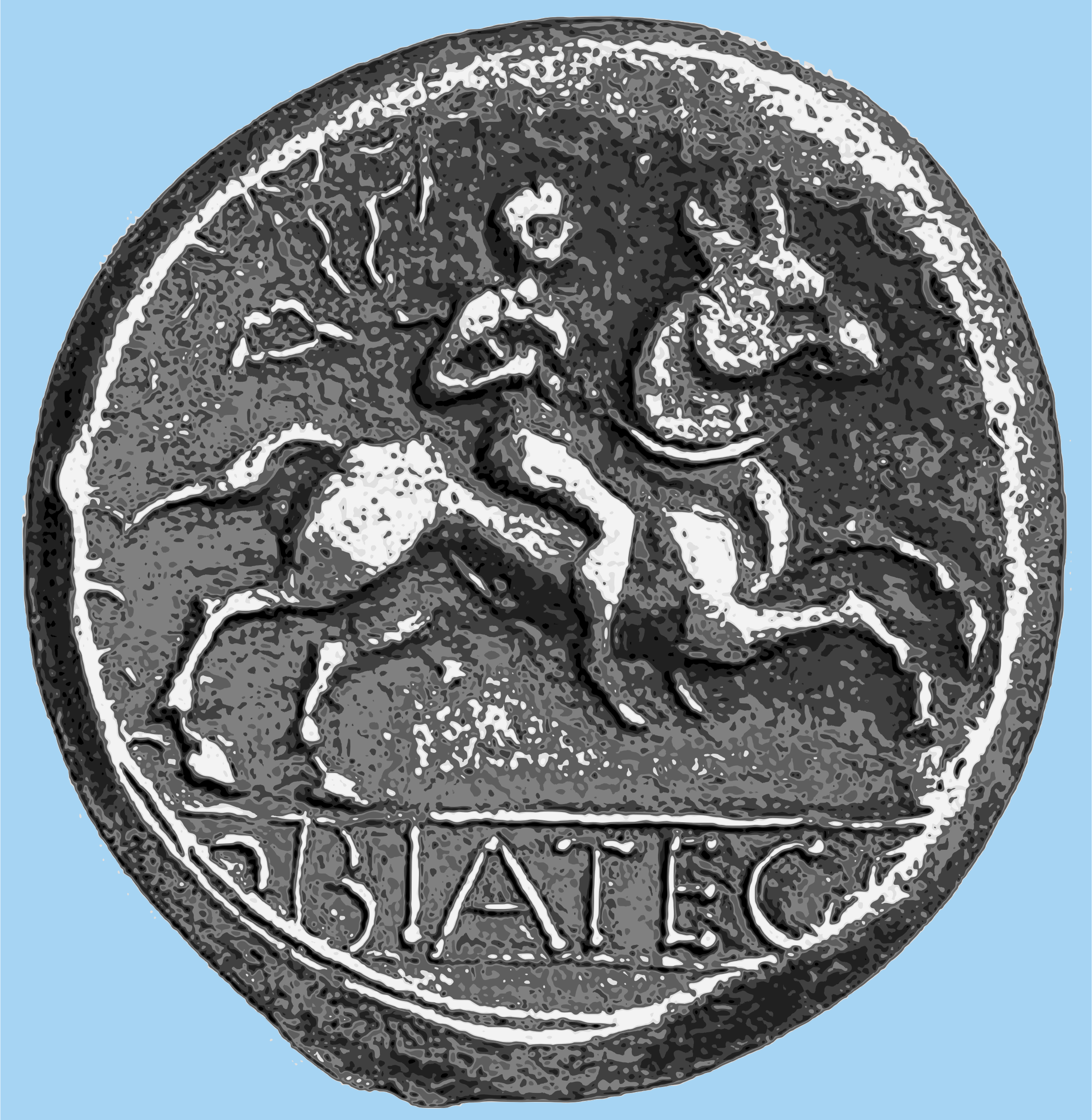 The Biatec Celtic coin by AdamStanislav