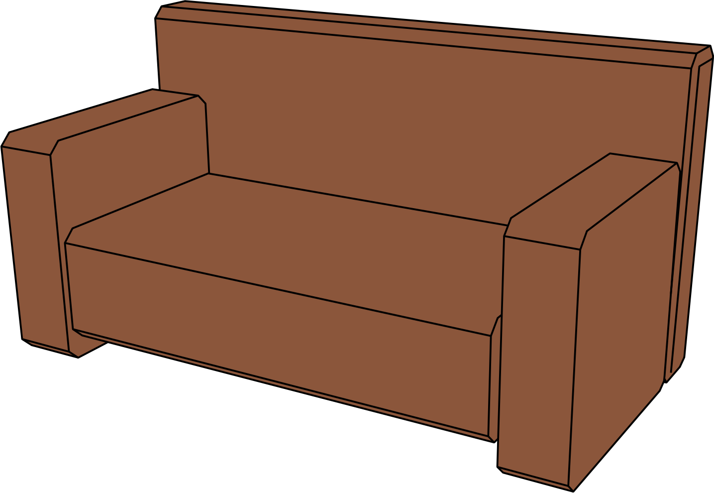 Sofa [perspective] by photofree.ga