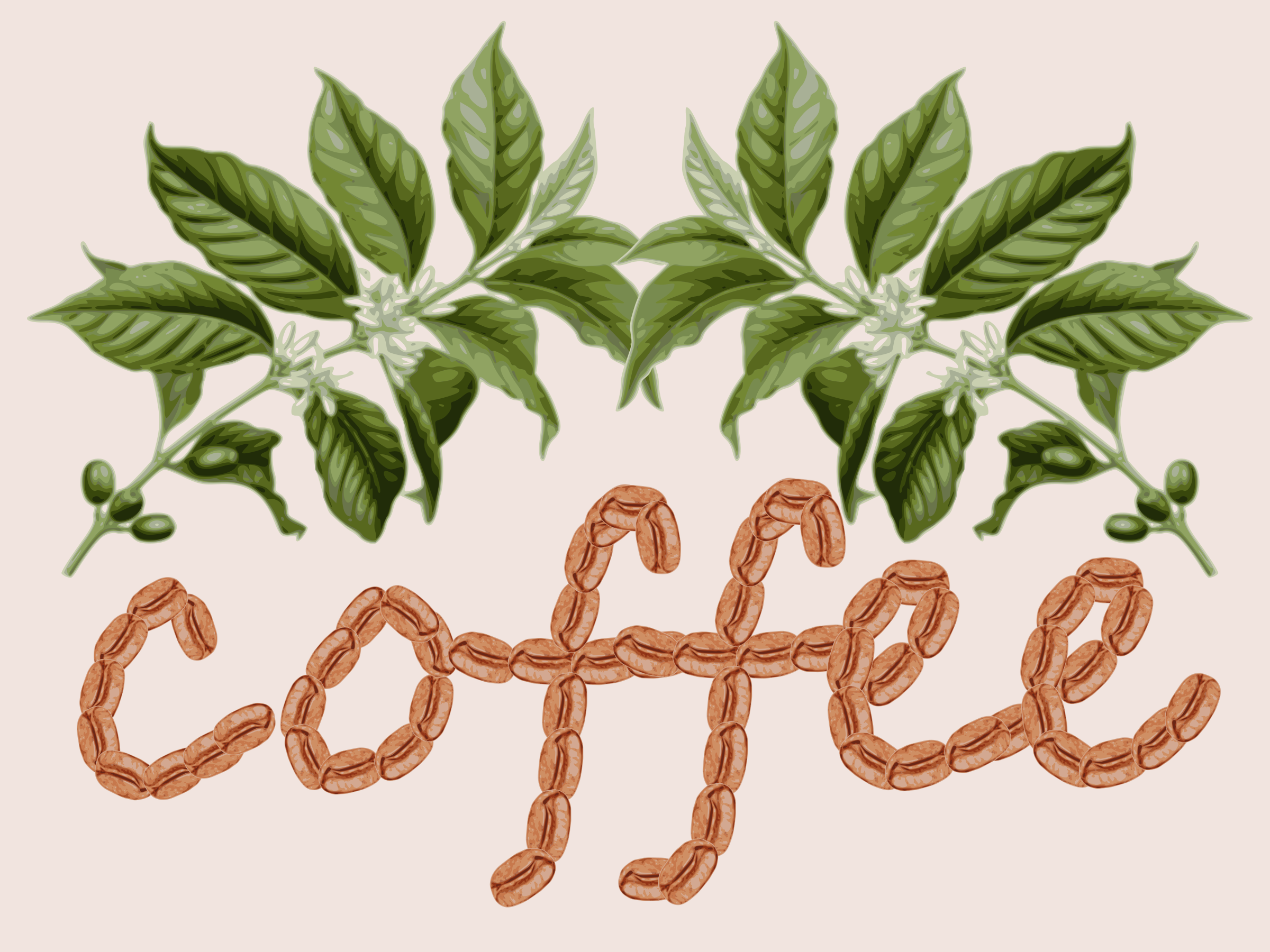 Clipart Coffee Design