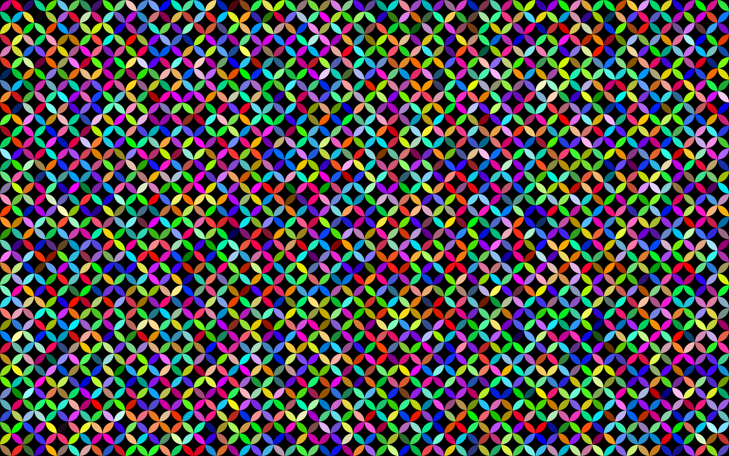 Prismatic Curved Diamond Pattern by GDJ