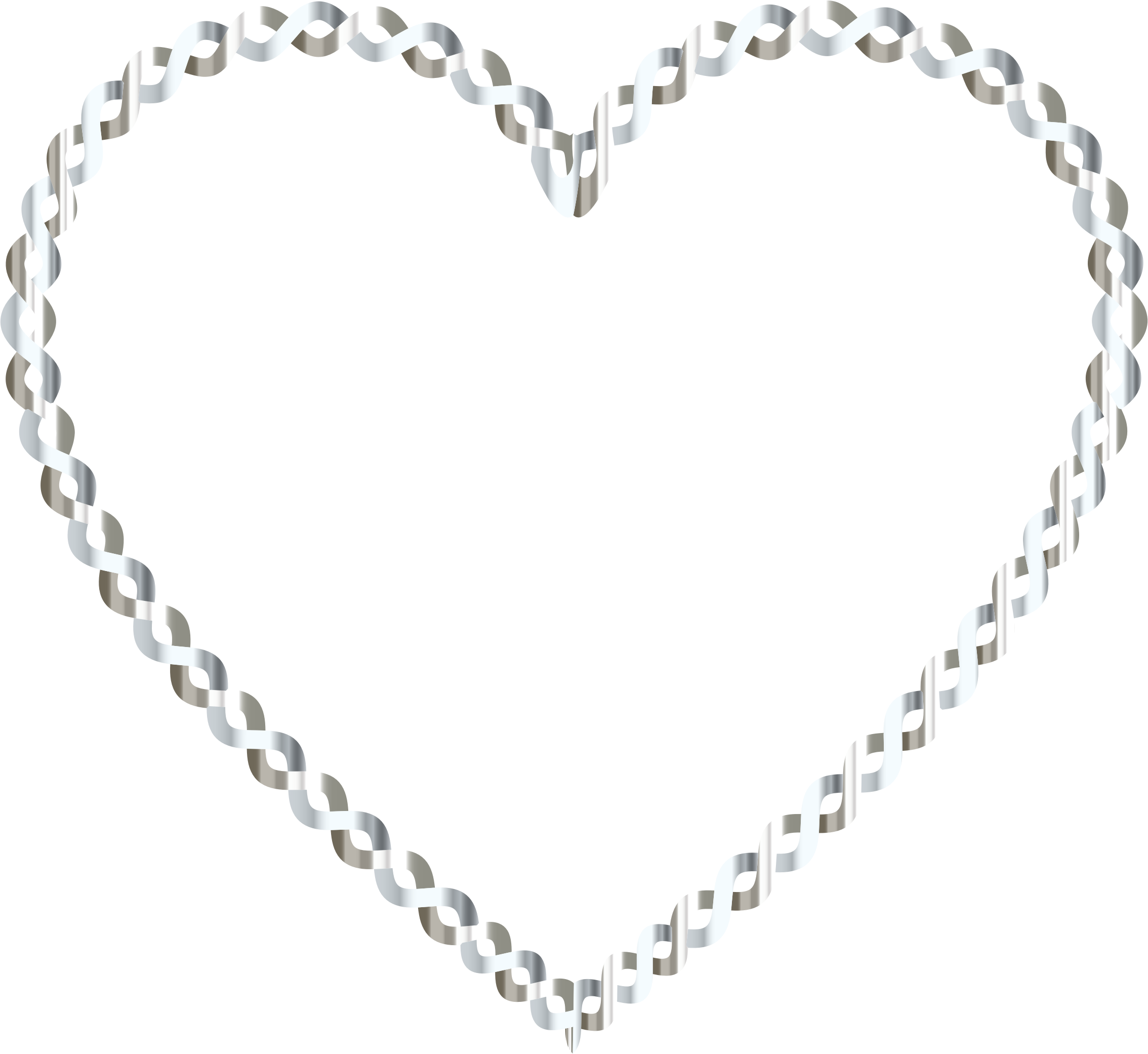 Intertwined Heart 5 No Background by GDJ