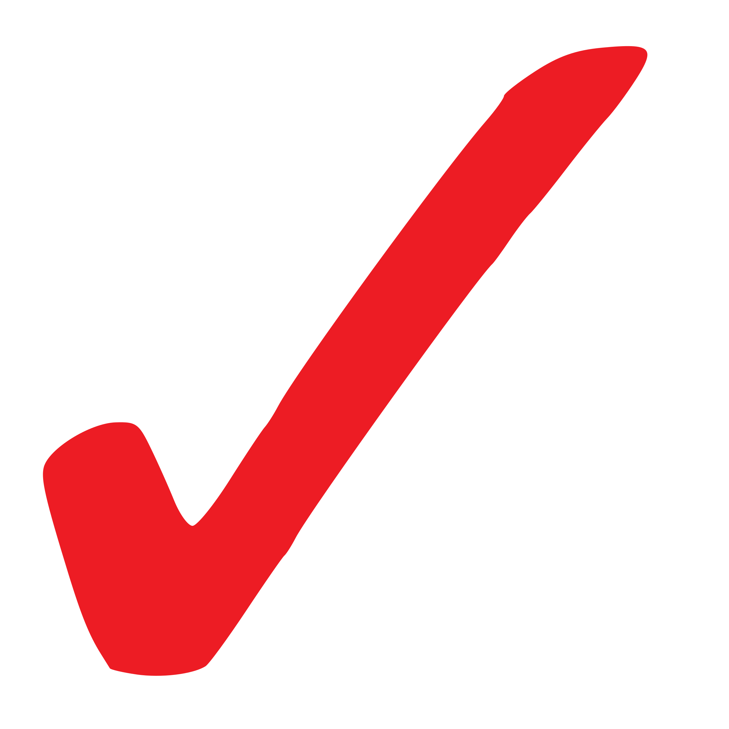 Simple Red Checkmark by thatsmyboy