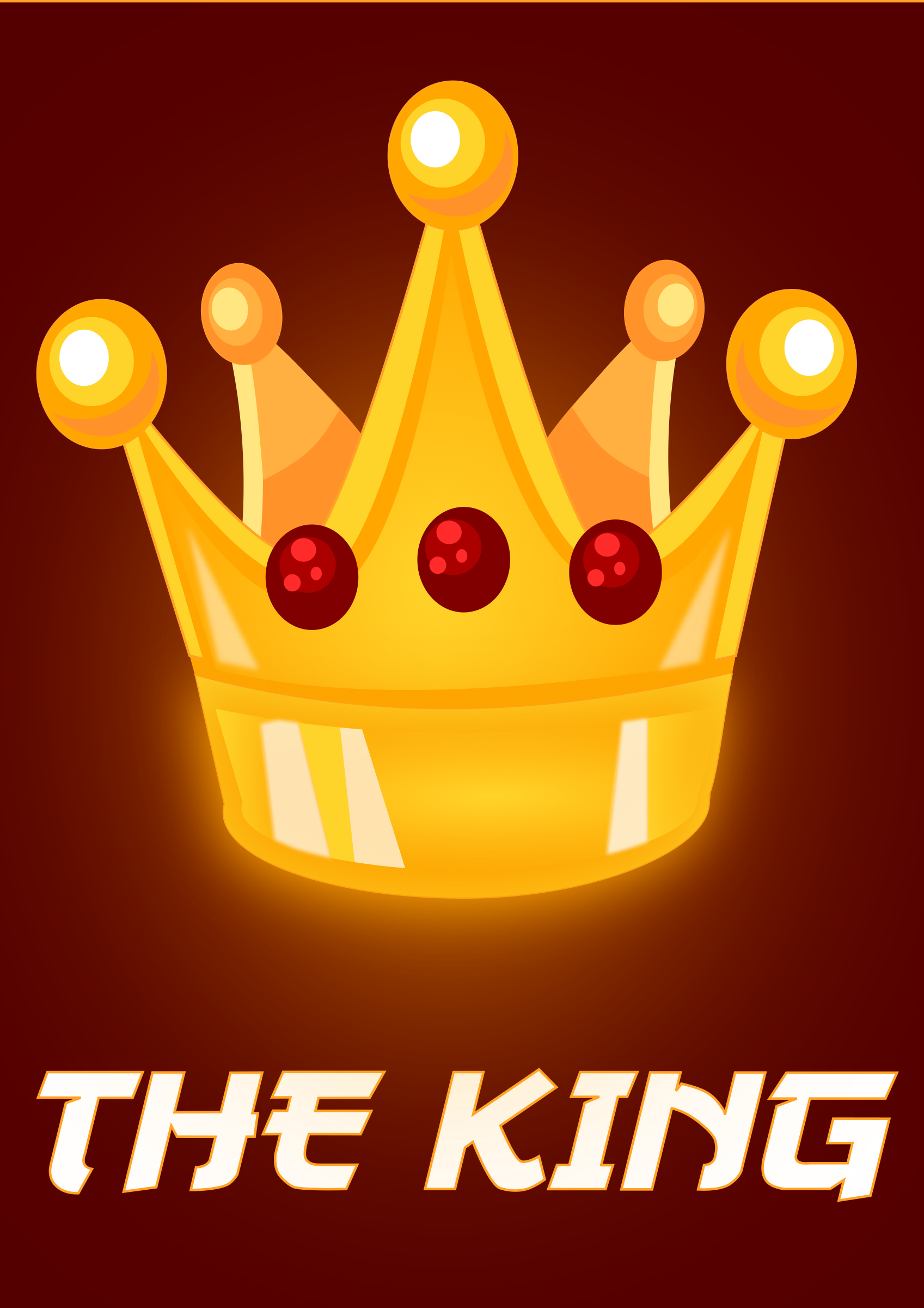 the king by iramsej