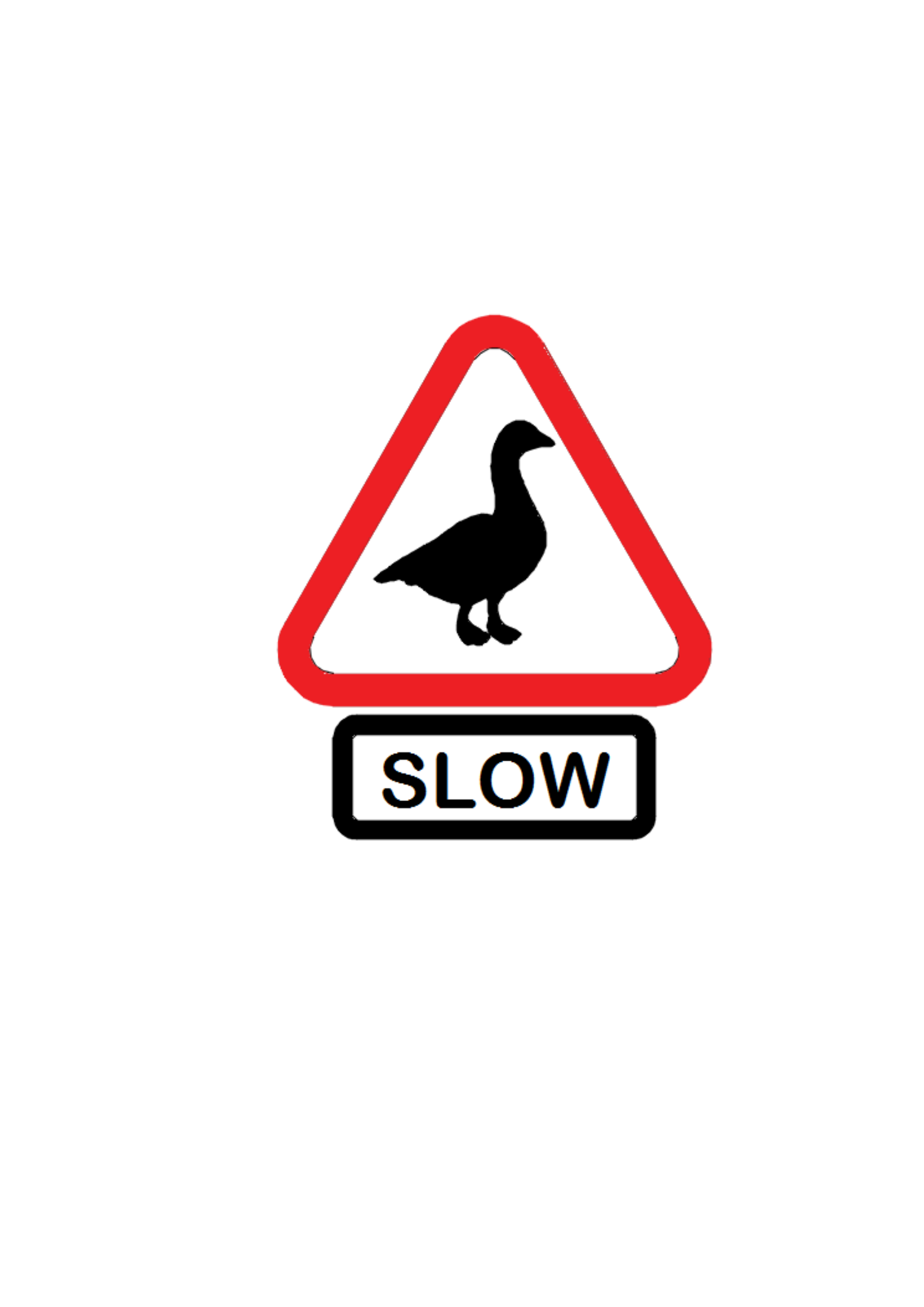 geese - slow by RedKiteDesigns(Radnor)Ltd
