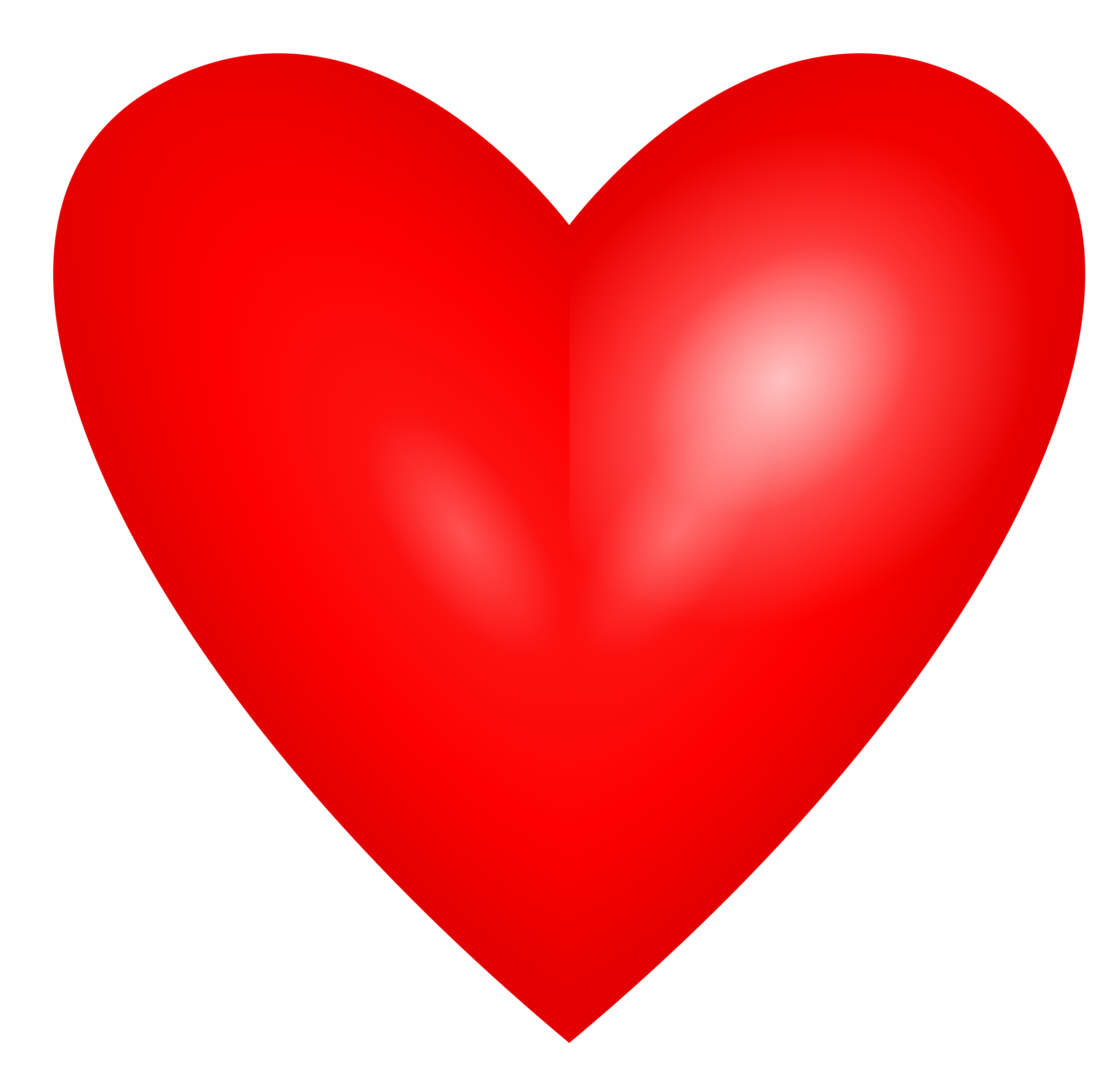 love heart by GMcGlinn