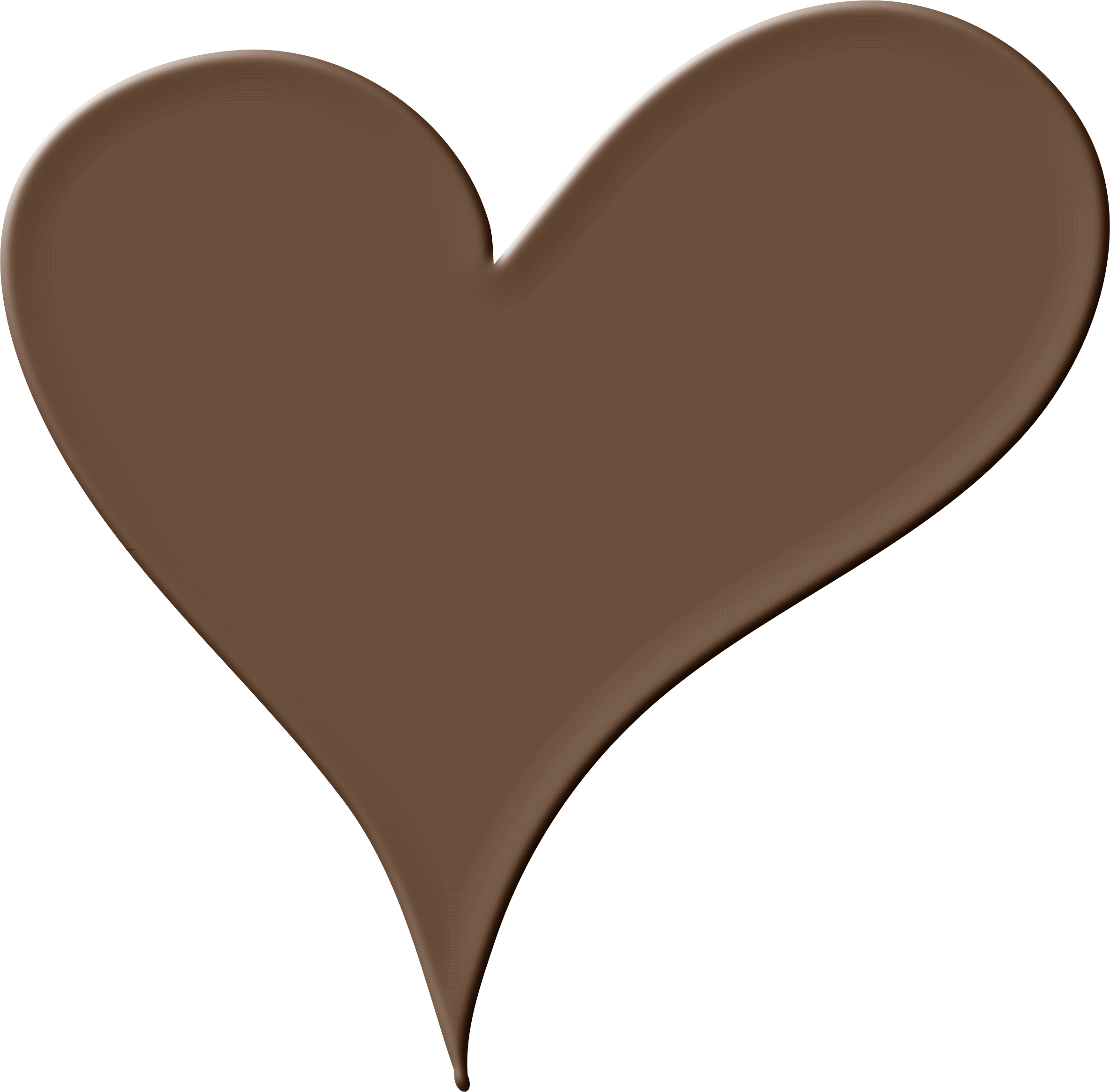 Chocolate Heart by AdamStanislav