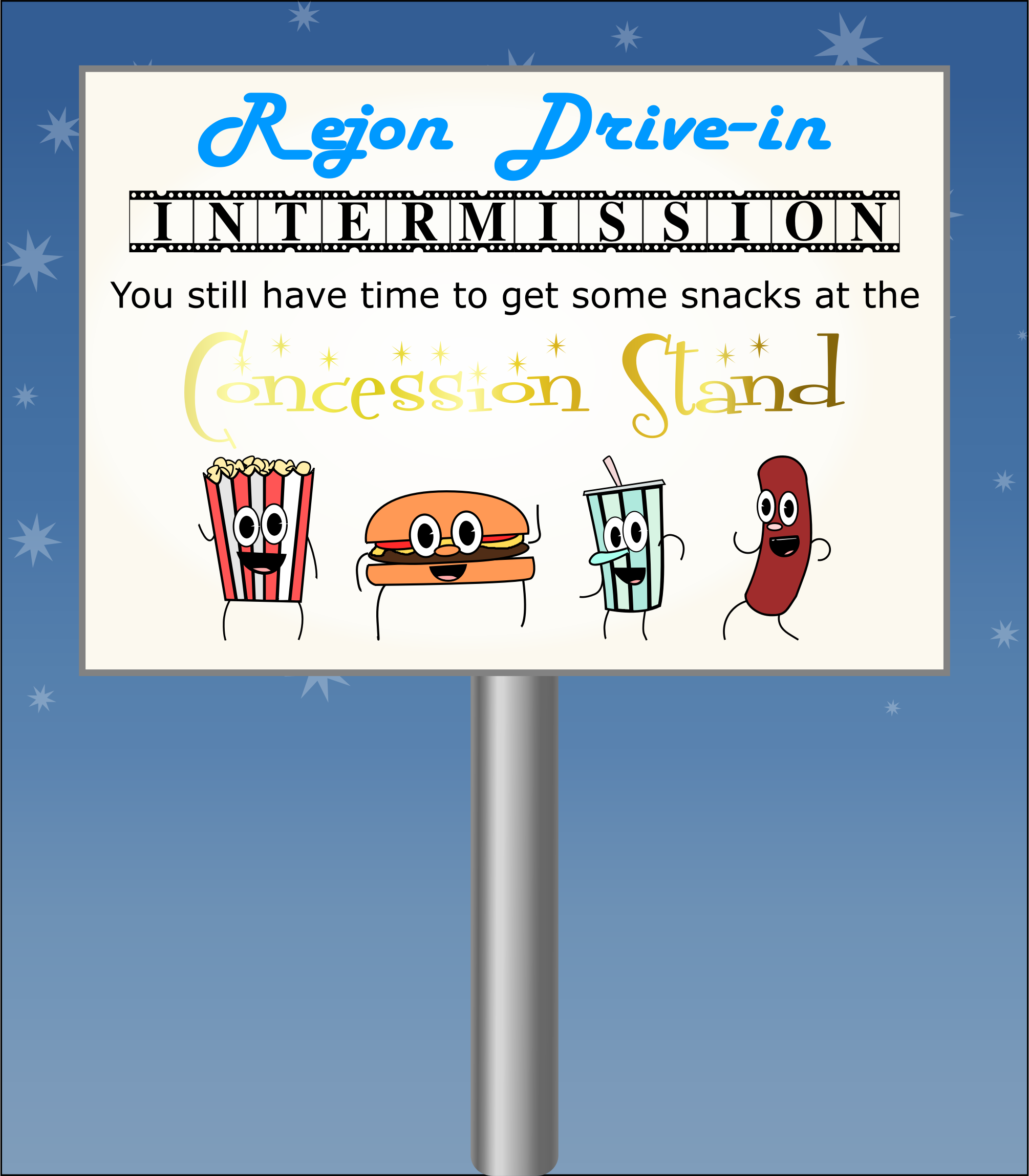 Rejon Drive-In by Arvin61r58