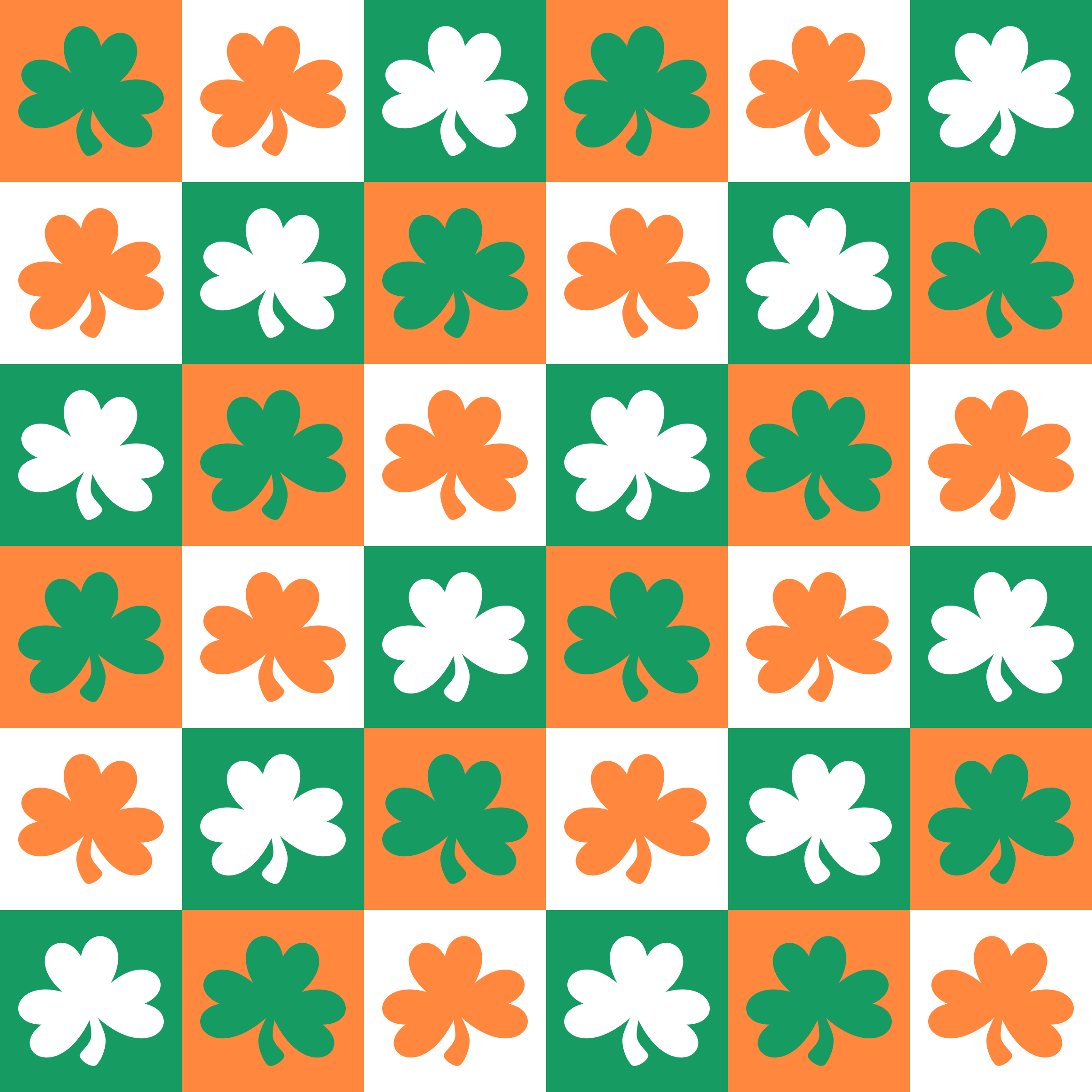 Ireland pattern by Firkin