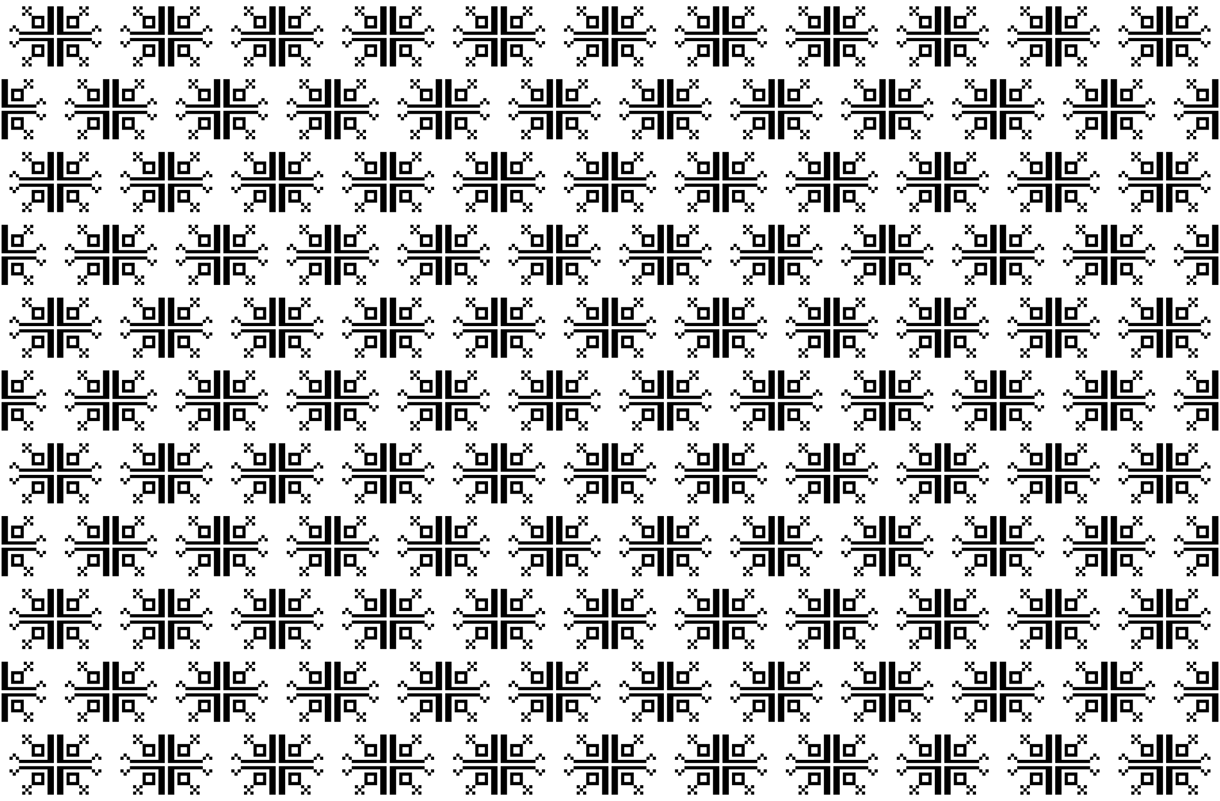 Background pattern 106 (black) by Firkin