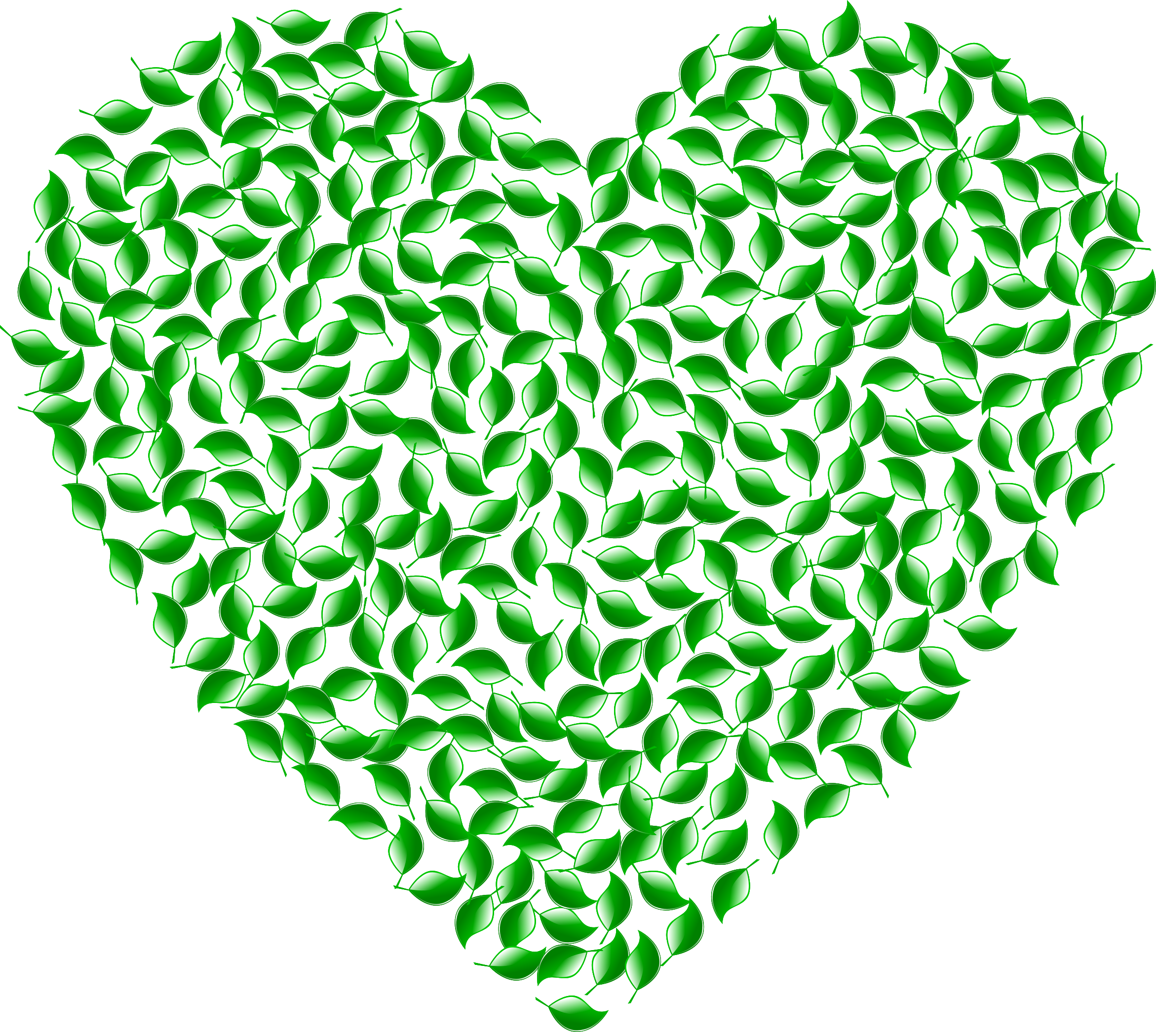 Green Heart by GDJ