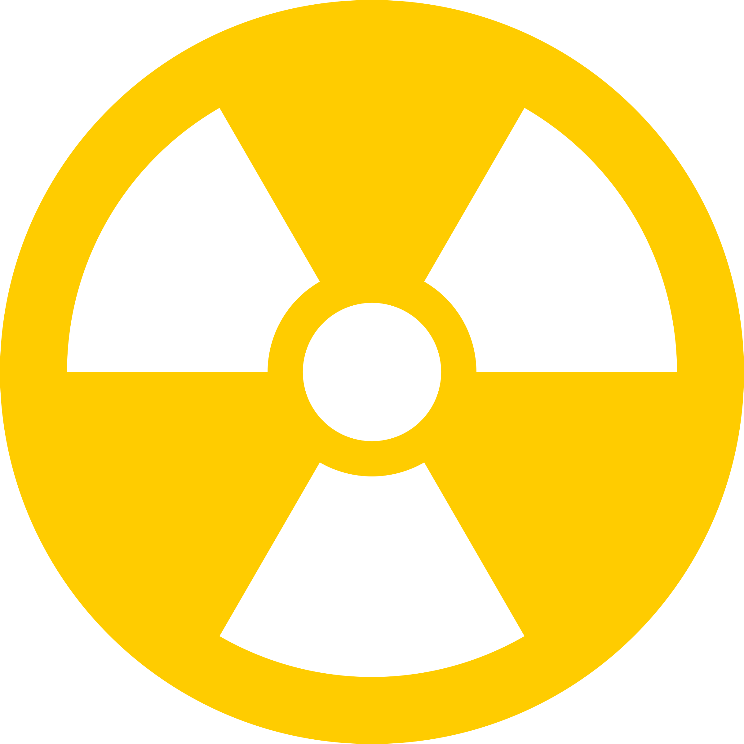 clipart radioactive transparent icon